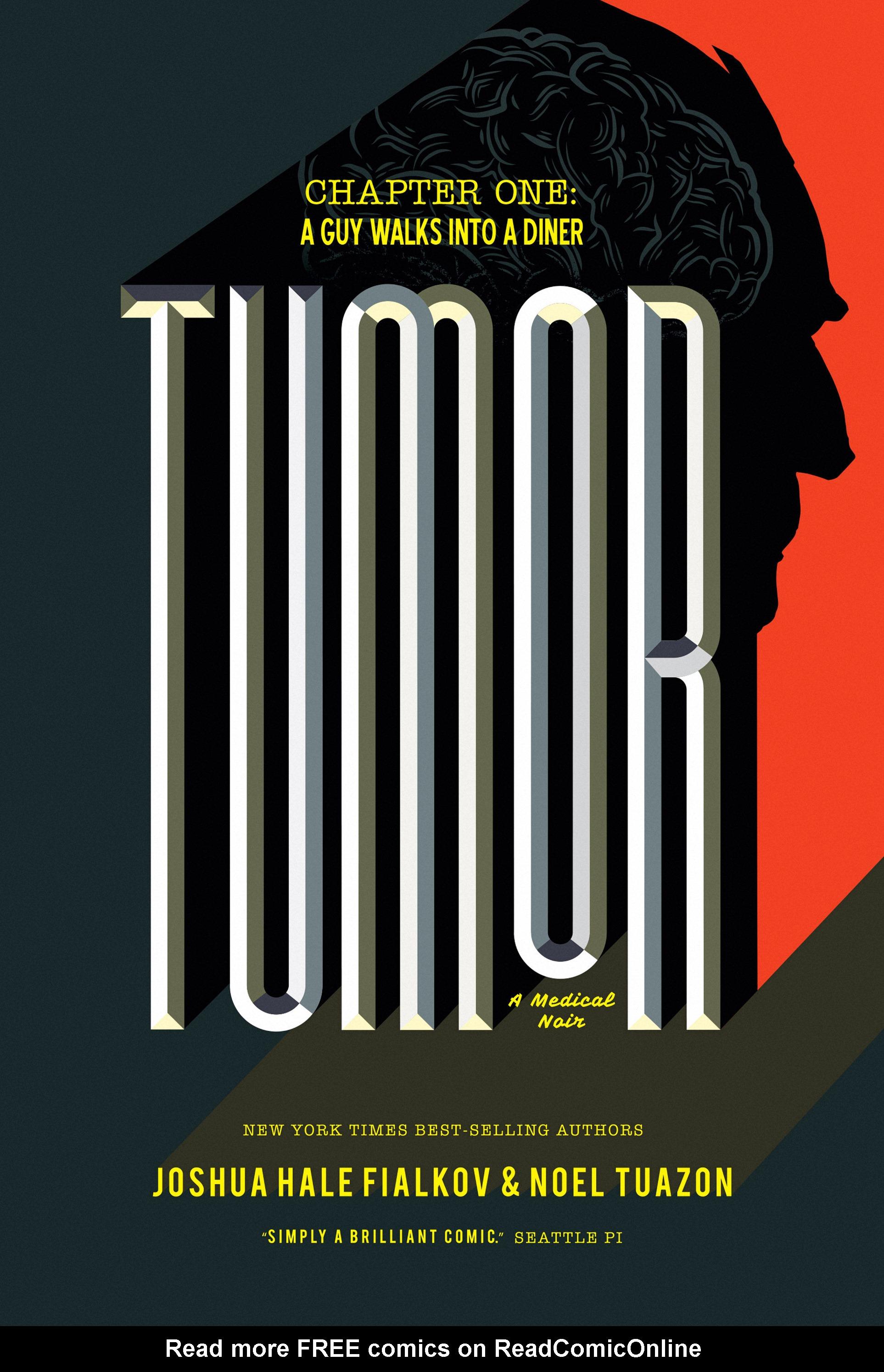 Read online Tumor comic -  Issue # TPB - 11