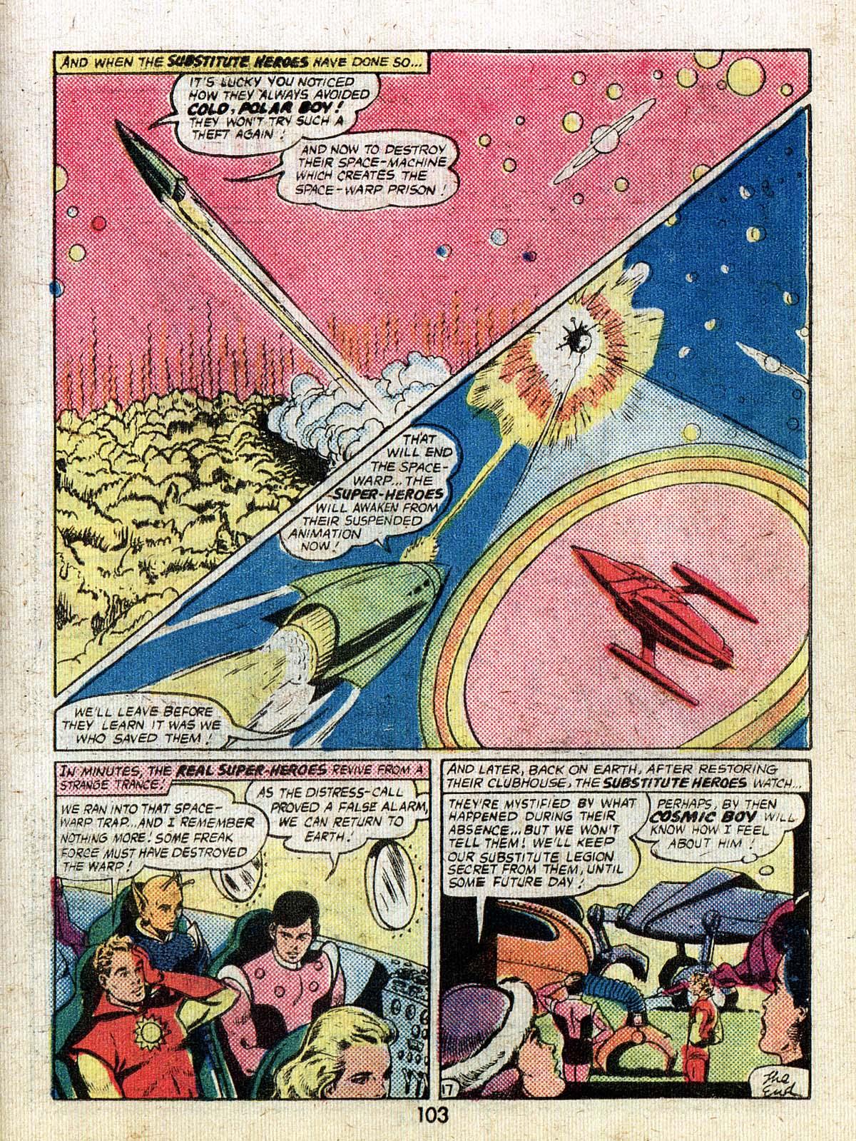 Read online Adventure Comics (1938) comic -  Issue #500 - 103