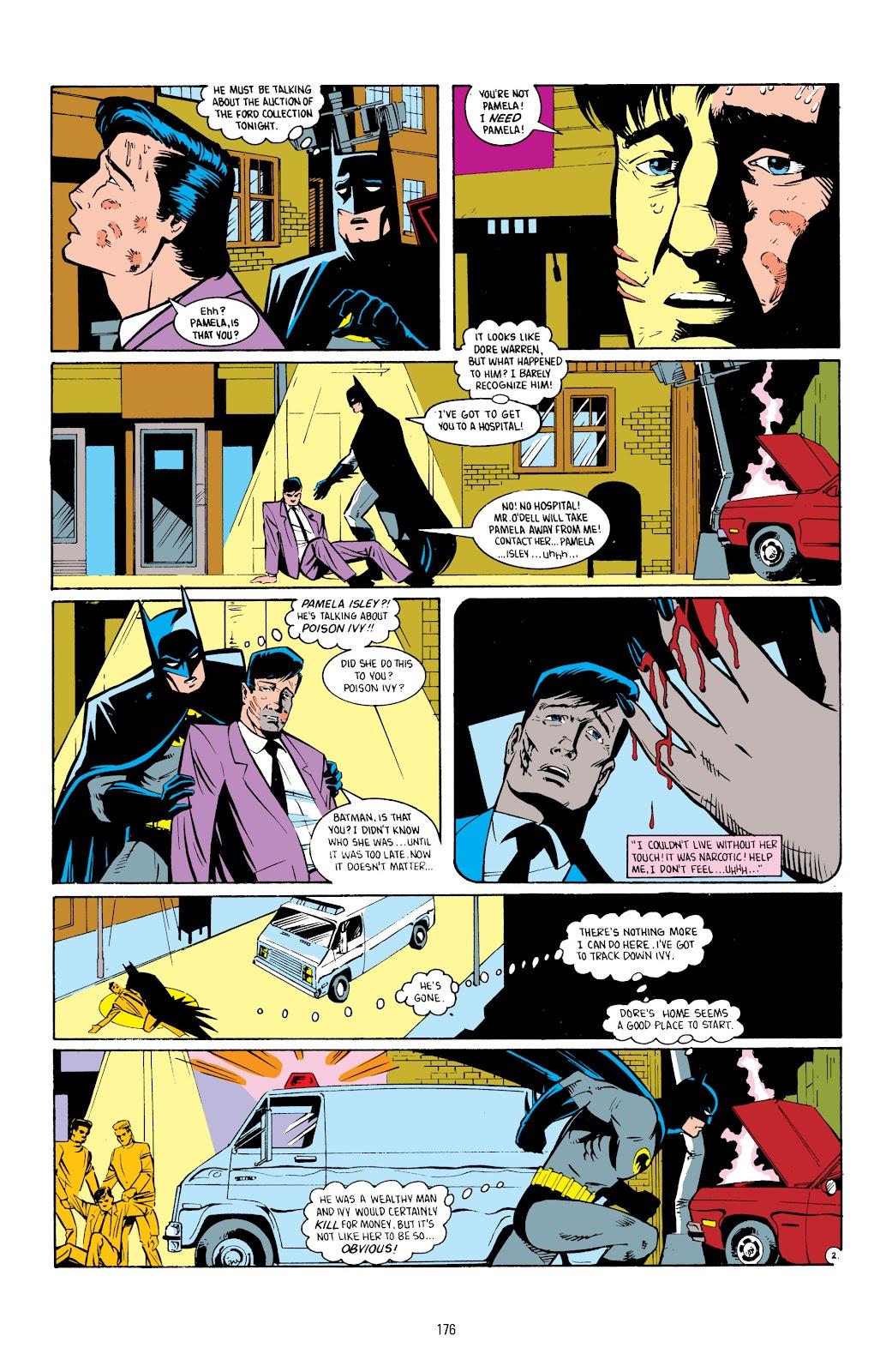 Read online Detective Comics (1937) comic -  Issue # _TPB Batman - The Dark Knight Detective 2 (Part 2) - 78
