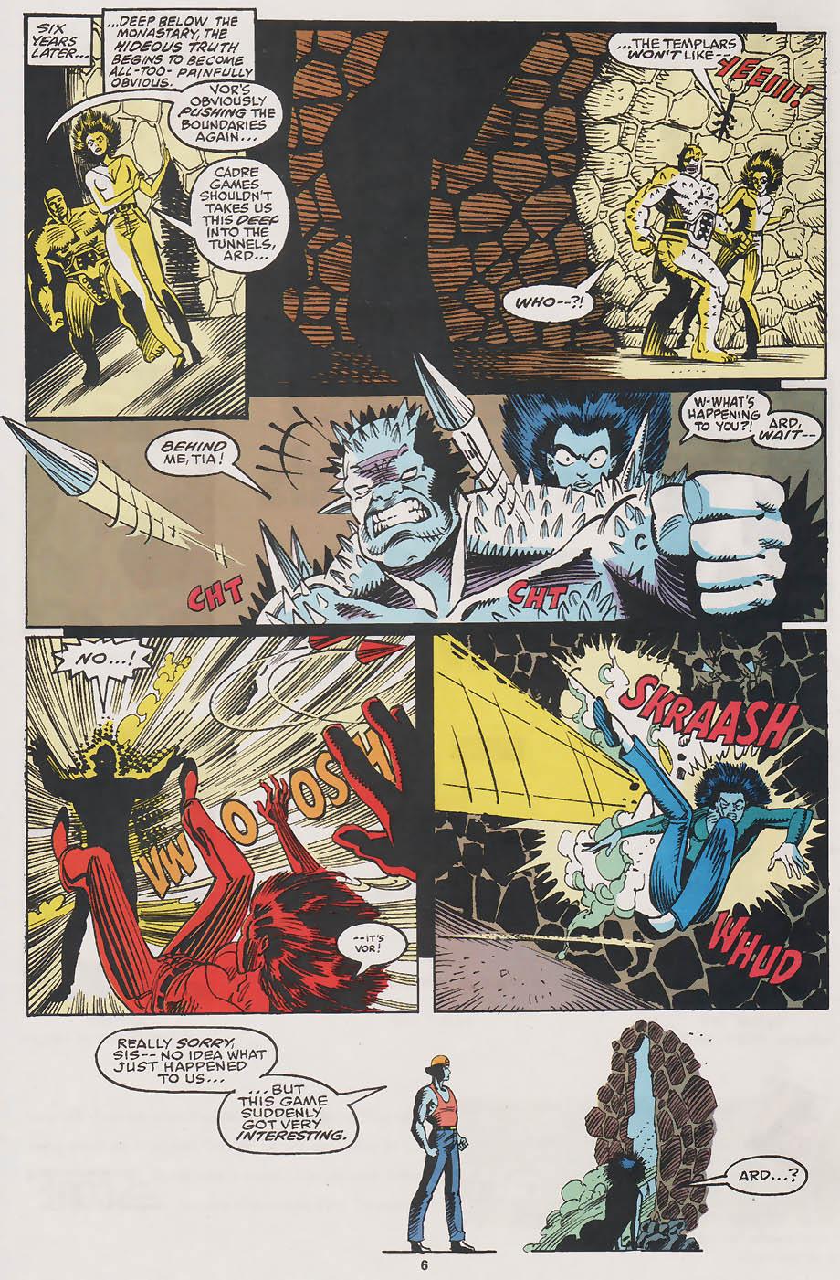 Web of Spider-Man (1985) _Annual 9 #9 - English 6