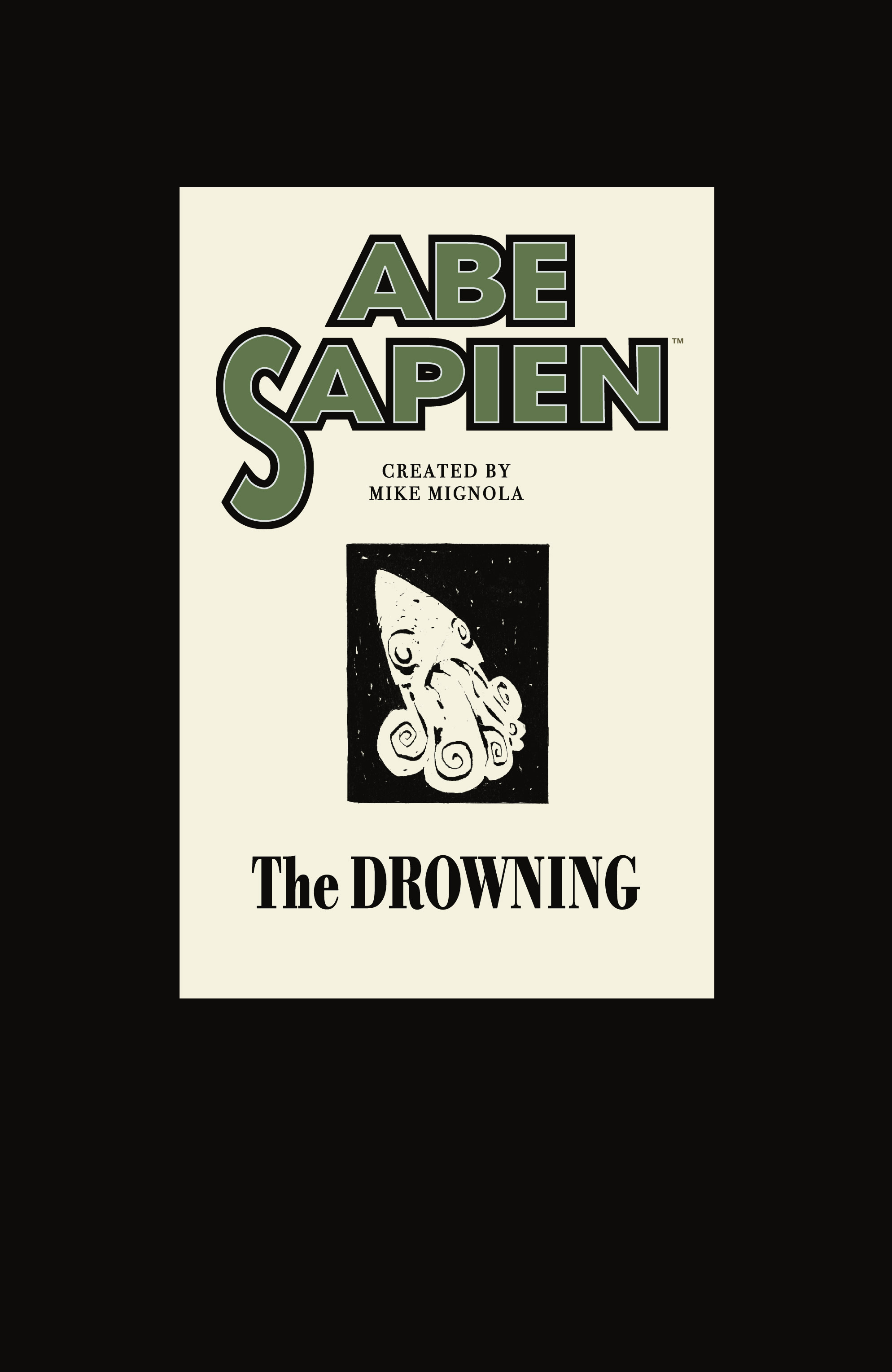 Read online Abe Sapien: The Drowning comic -  Issue #Abe Sapien: The Drowning _TPB - 3