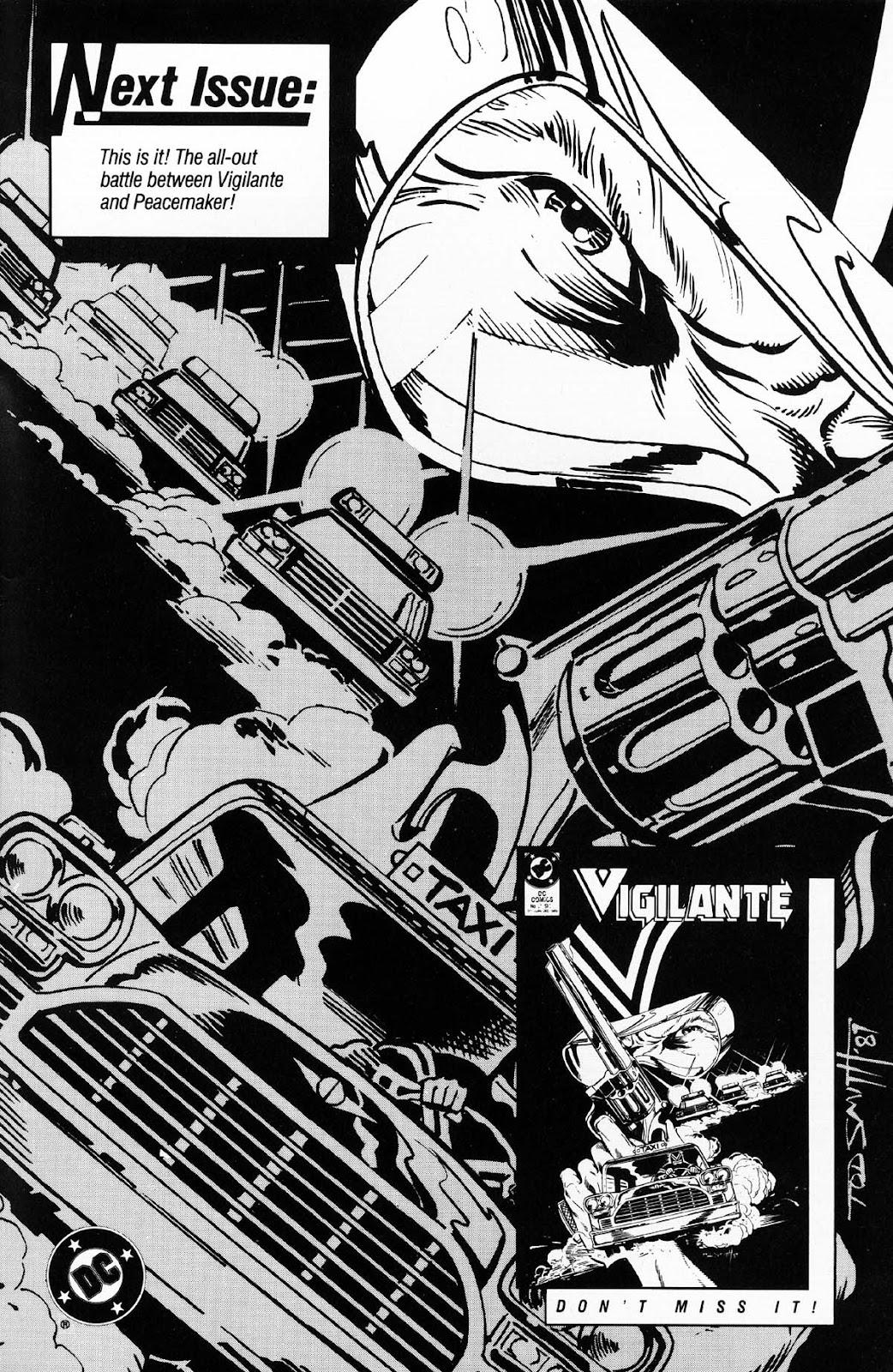 Vigilante (1983) issue 42 - Page 34