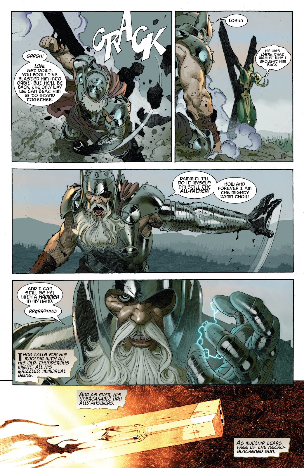 Read online King Thor comic -  Issue #2 - 7