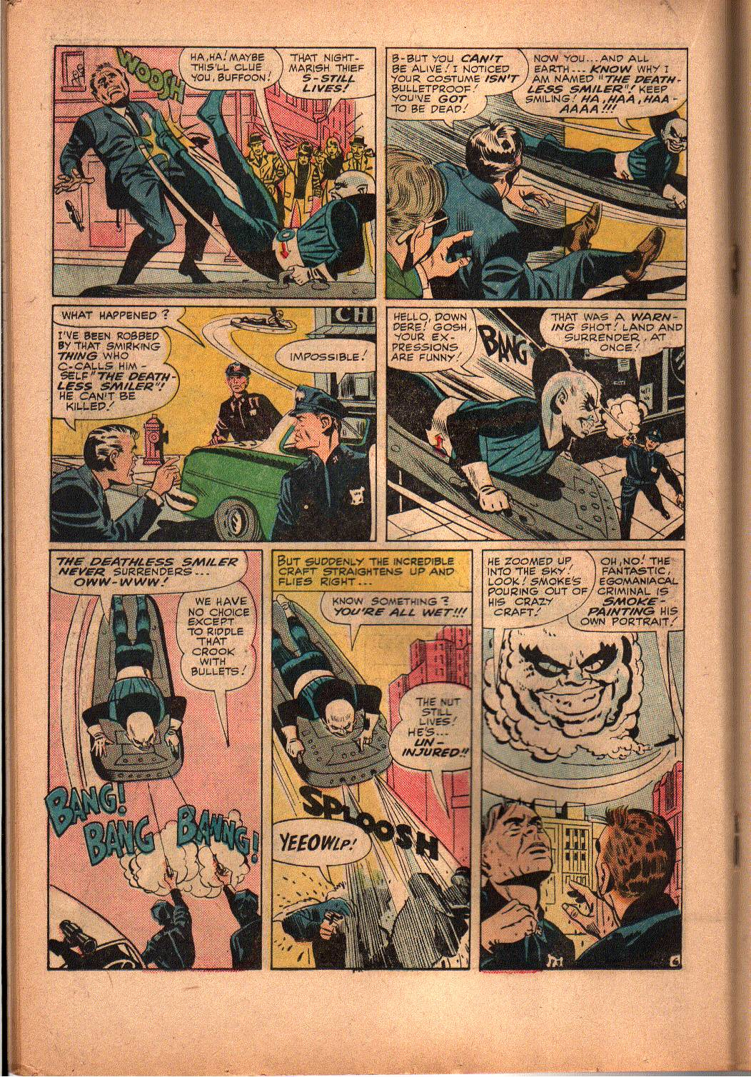 The Mighty Crusaders (1965) Issue #3 #3 - English 15