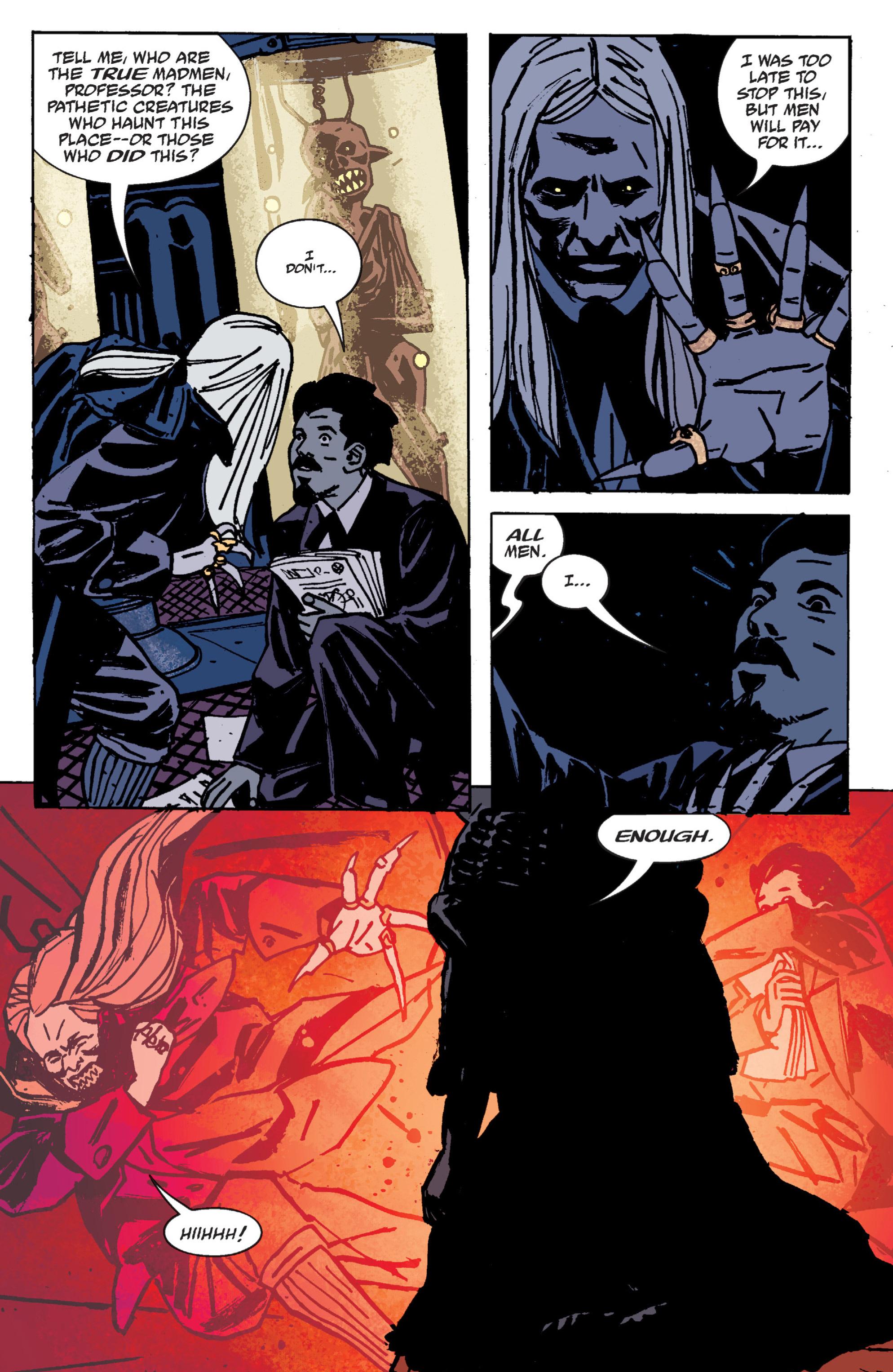 Read online B.P.R.D. (2003) comic -  Issue # TPB 9 - 77