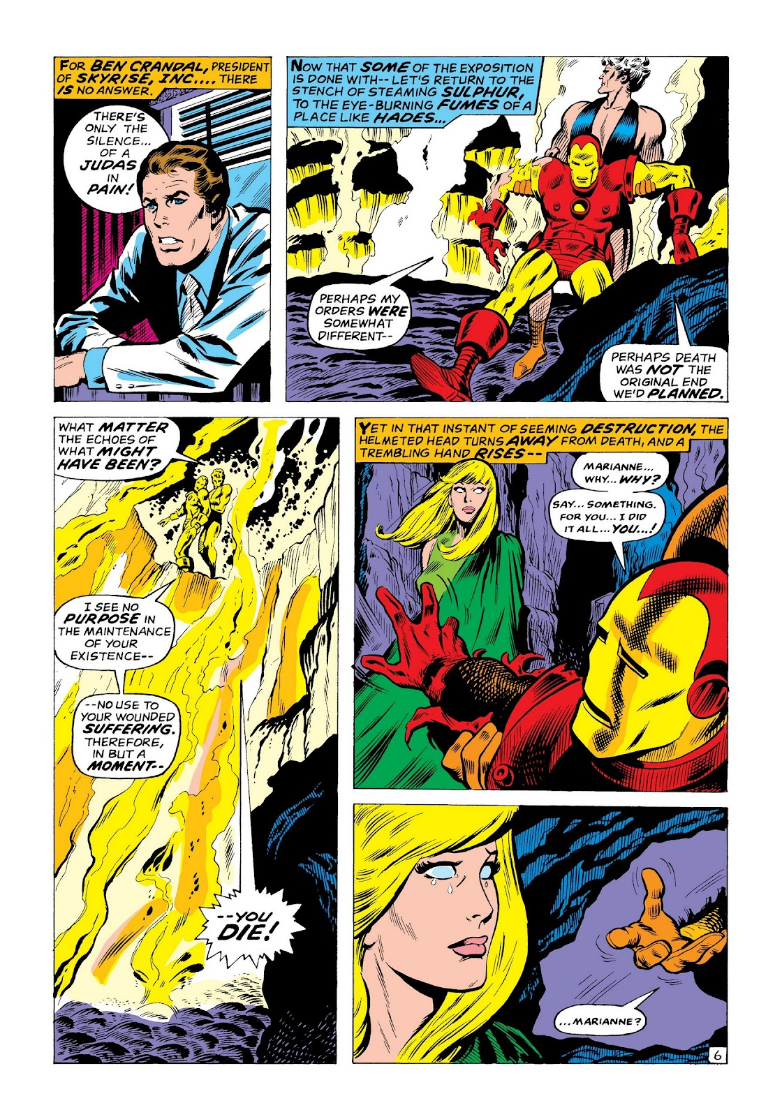 Read online Marvel Masterworks: The Invincible Iron Man comic -  Issue # TPB 8 (Part 1) - 93