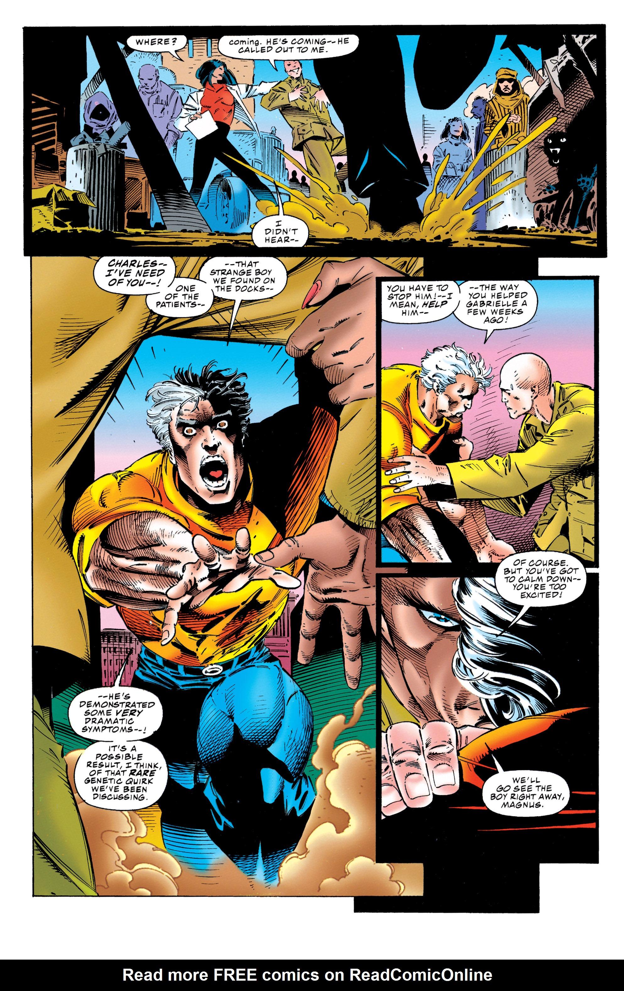 X-Men (1991) 40 Page 15