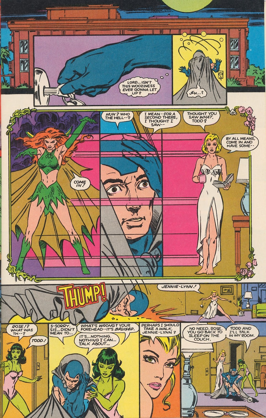 Infinity Inc. (1984) issue 17 - Page 20