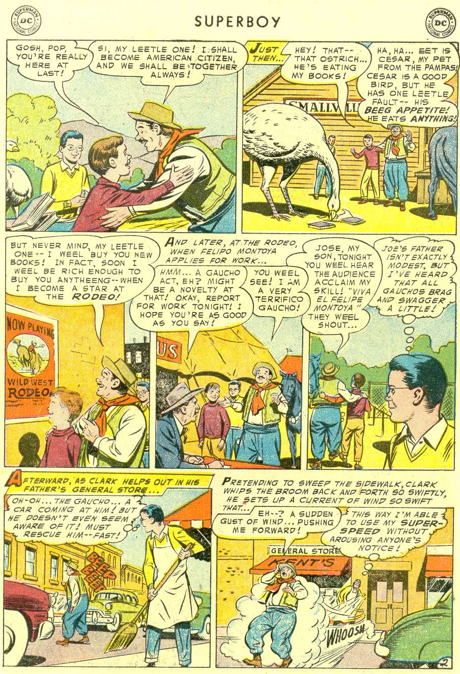 Superboy (1949) issue 42 - Page 25