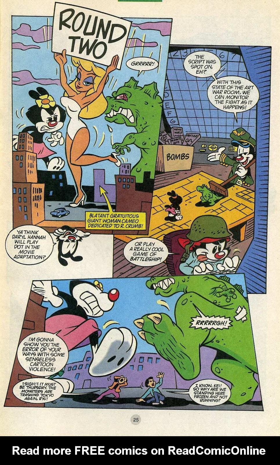 Animaniacs (1995) issue 13 - Page 25
