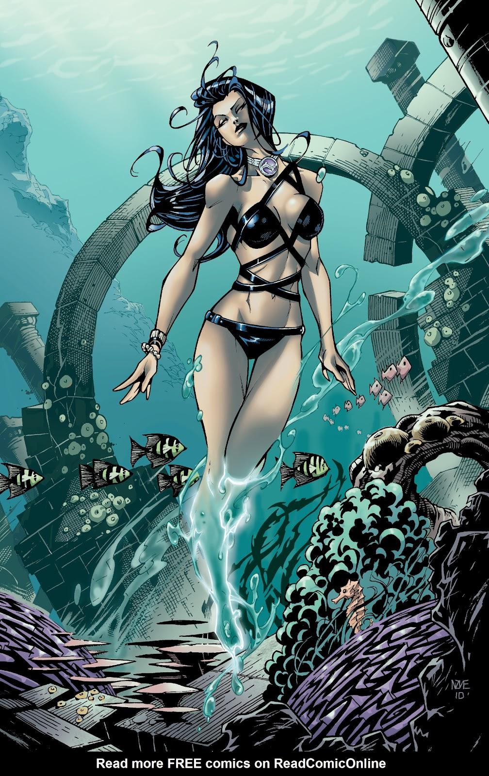 Read online Aspen Splash: Swimsuit Spectacular comic -  Issue # Issue 2013 - 24