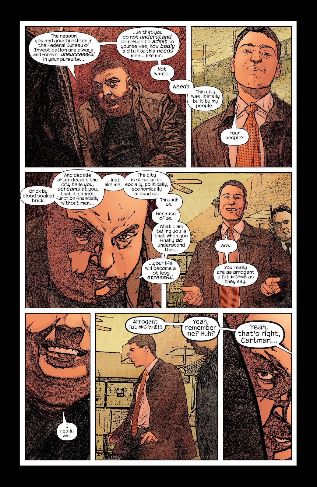 Read online Daredevil (1998) comic -  Issue # _Ultimate_Collection TPB 2 (Part 2) - 54