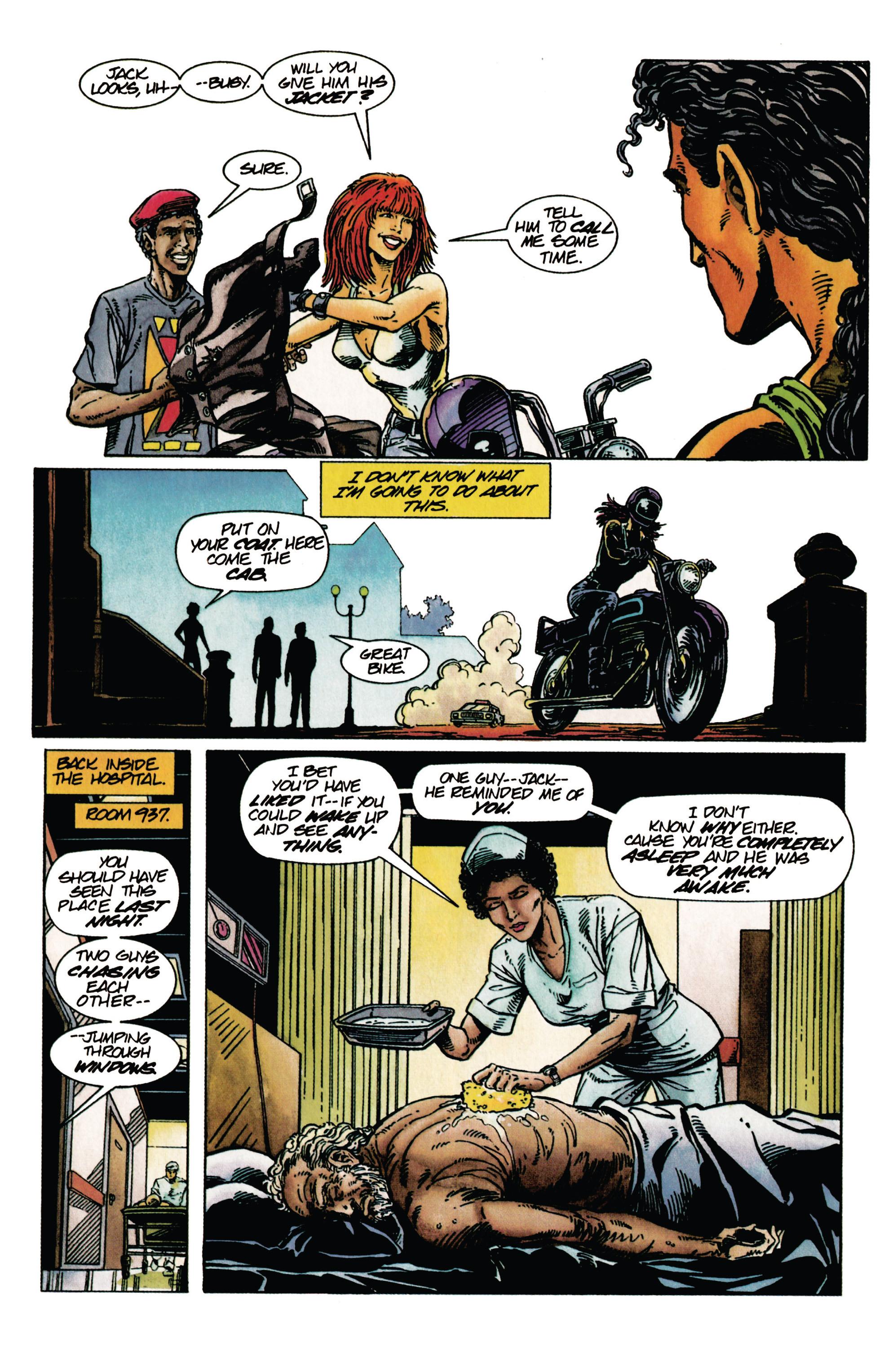 Read online Shadowman (1992) comic -  Issue #28 - 5
