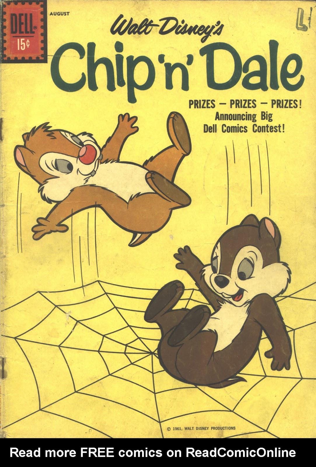 Walt Disneys Chip N Dale issue 26 - Page 1