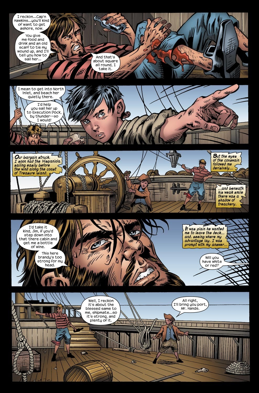 Read online Treasure Island comic -  Issue #4 - 18
