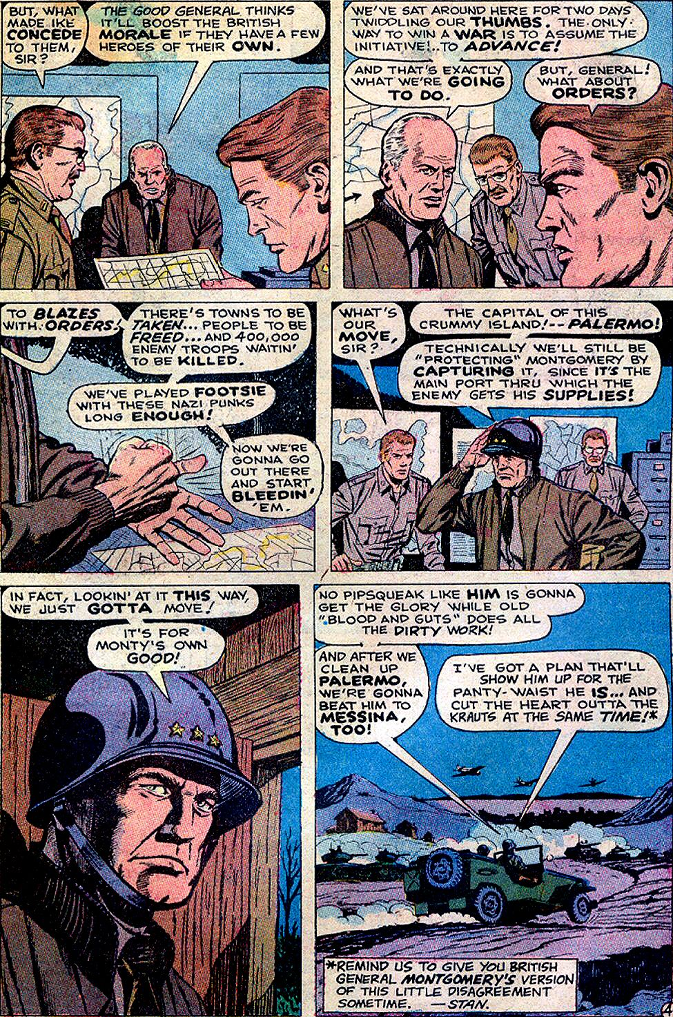 Read online Sgt. Fury comic -  Issue #88 - 7