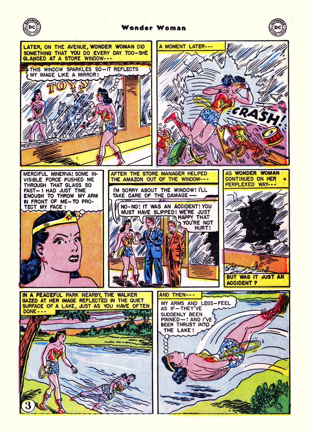 Read online Wonder Woman (1942) comic -  Issue #59 - 5