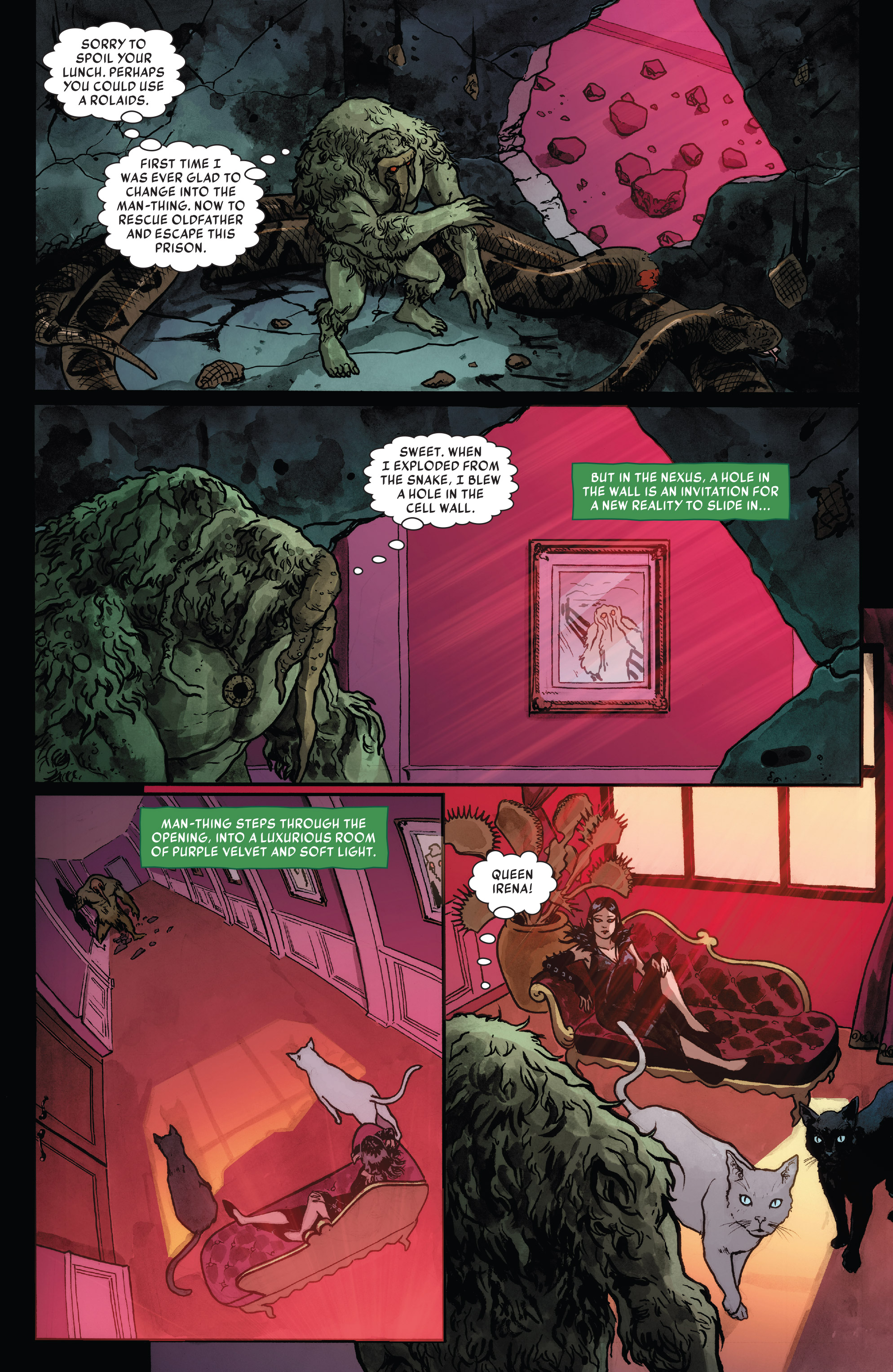 Read online Man-Thing (2017) comic -  Issue #4 - 13