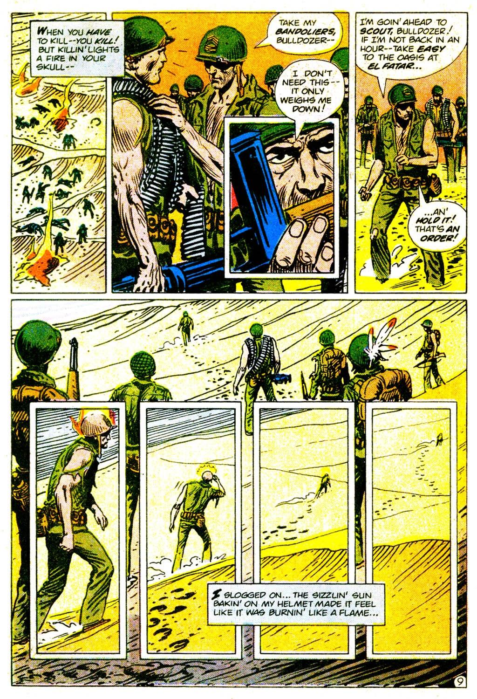 Read online Sgt. Rock comic -  Issue #373 - 13