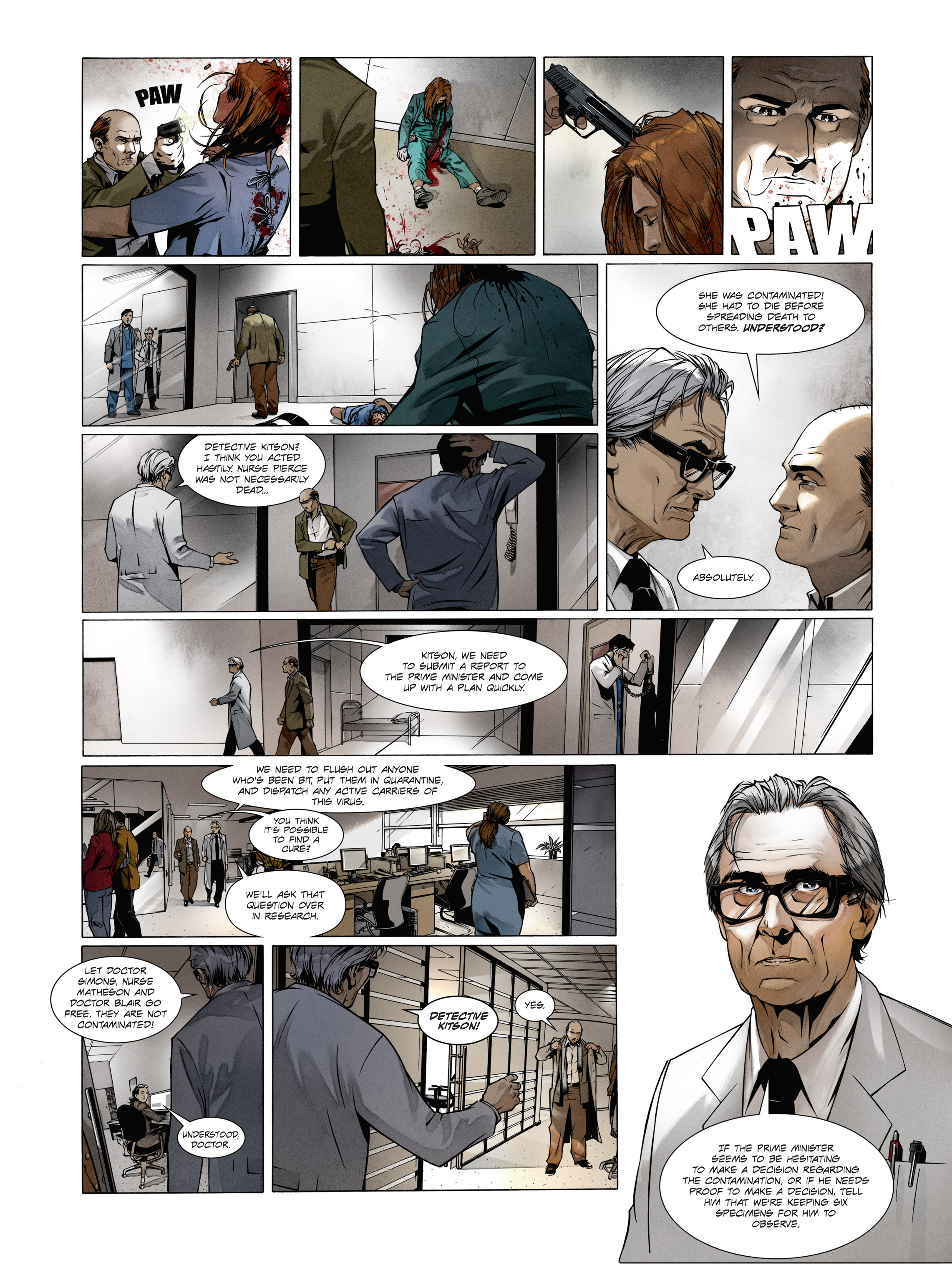 Read online Alice Matheson comic -  Issue #1 - 27