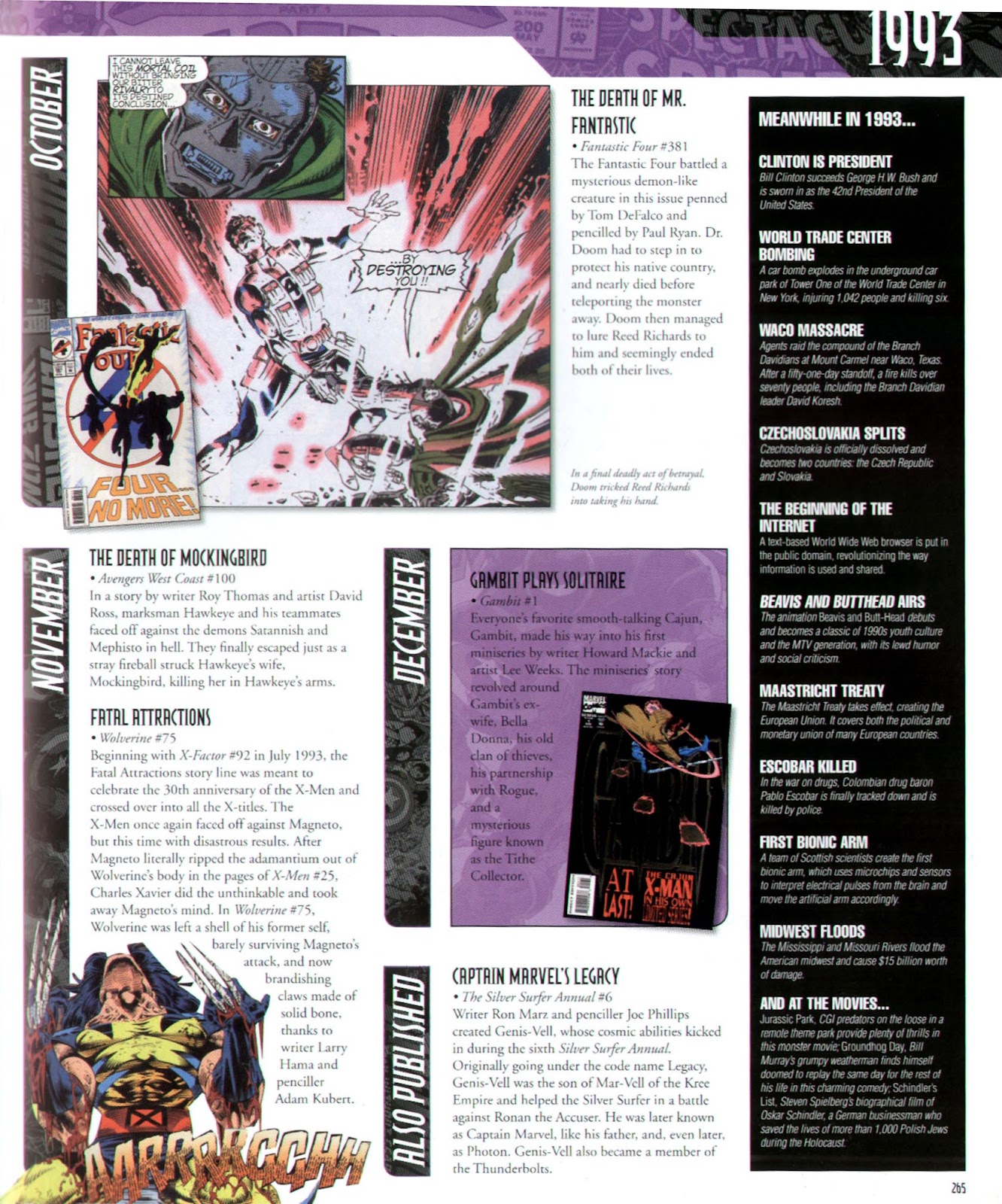 Read online Marvel Chronicle comic -  Issue # TPB (Part 3) - 54