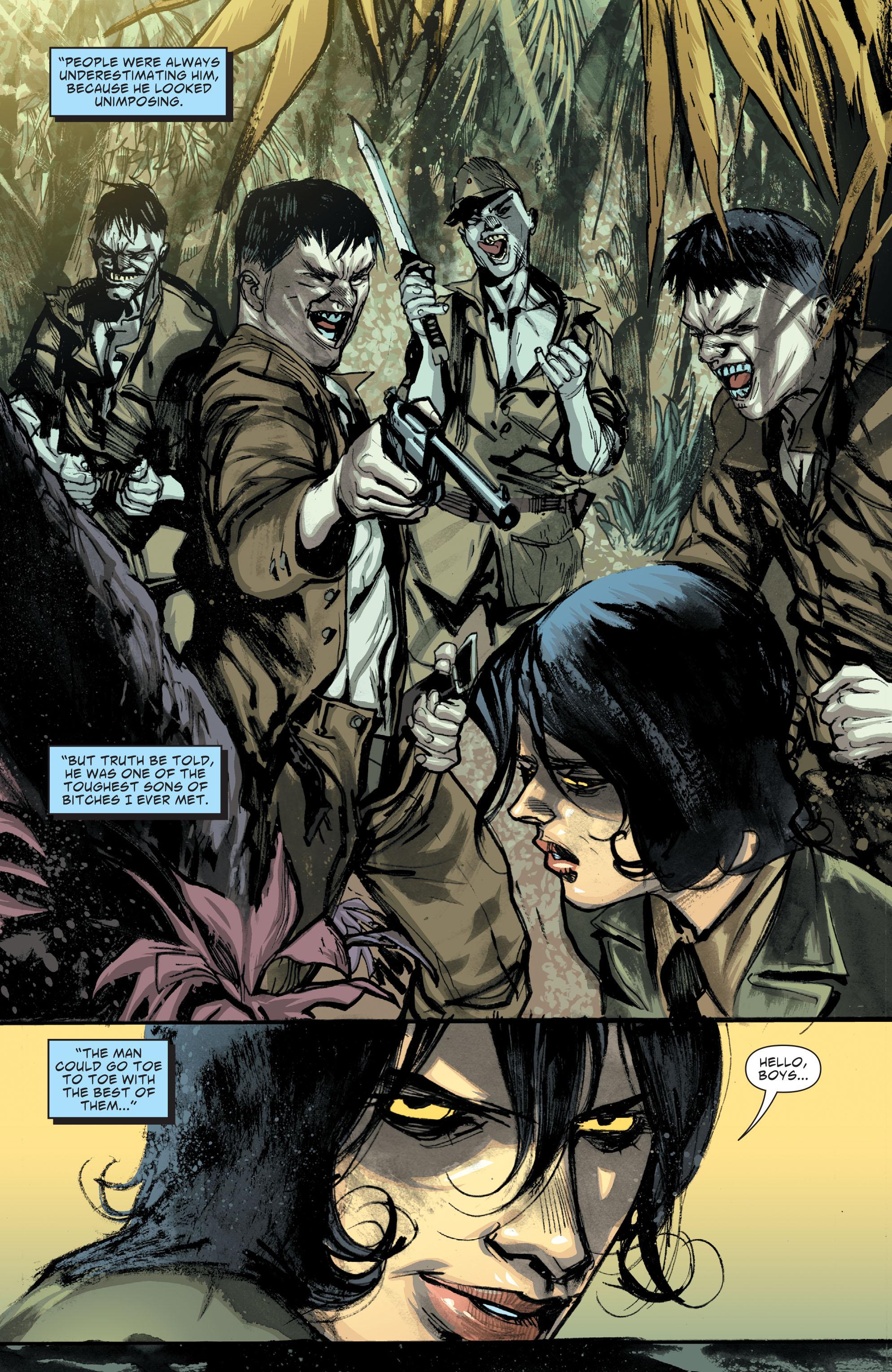 Read online American Vampire comic -  Issue #16 - 11