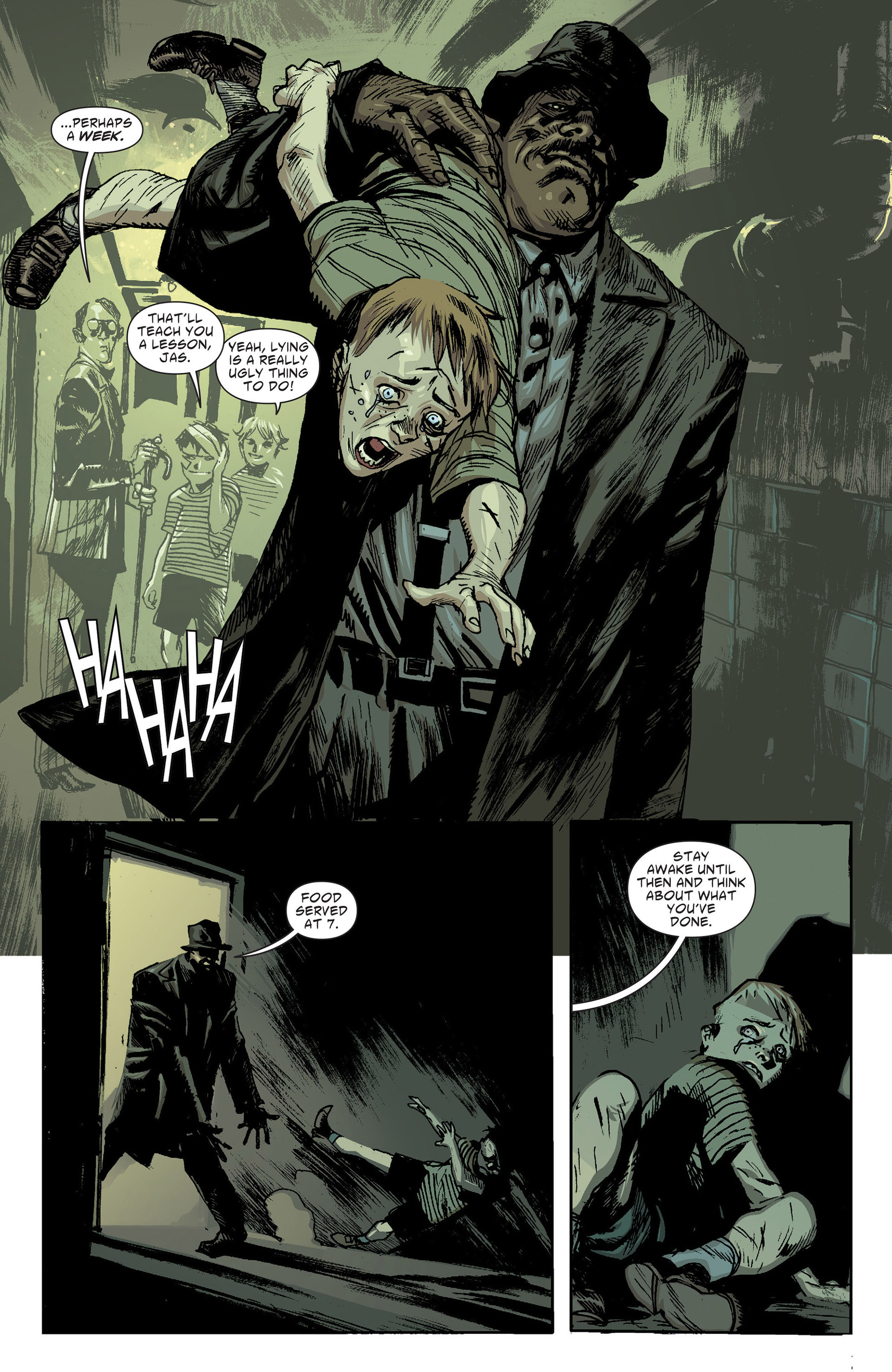 Read online American Vampire: The Long Road To Hell comic -  Issue # Full - 14