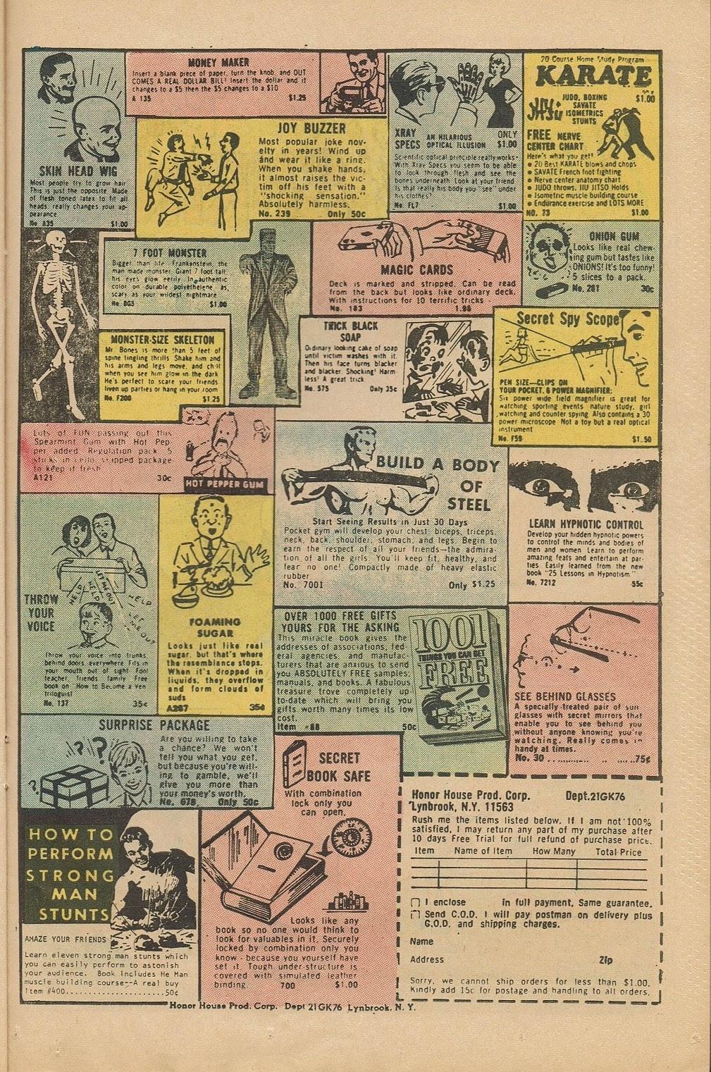 Underdog (1970) issue 6 - Page 22