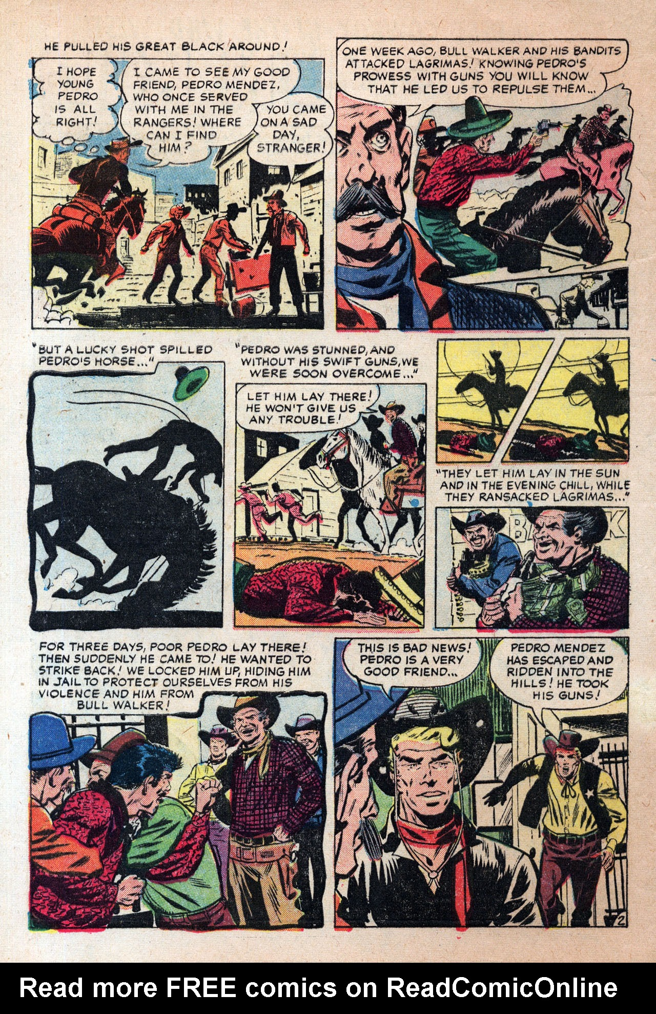 Read online Two-Gun Kid comic -  Issue #30 - 4
