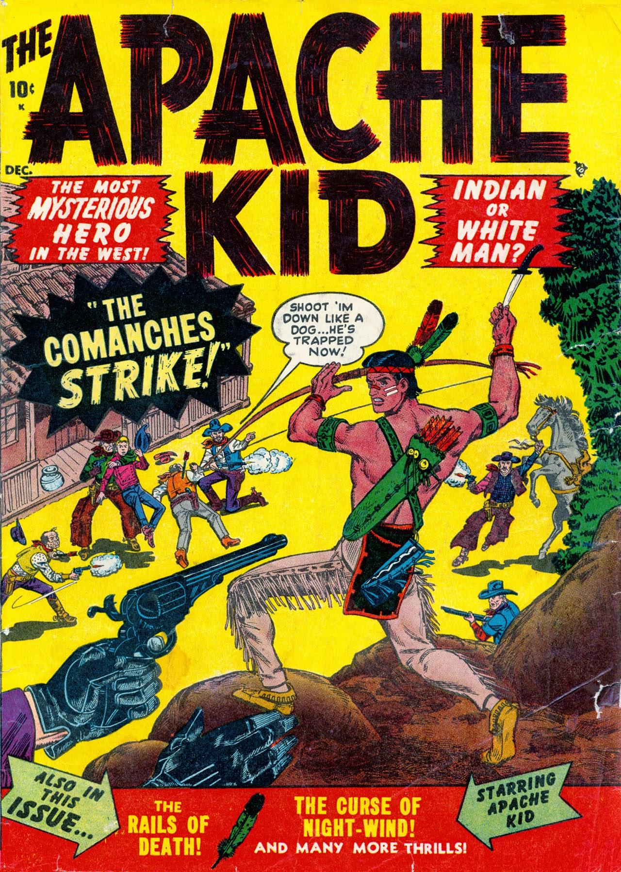 Apache Kid 53 Page 1