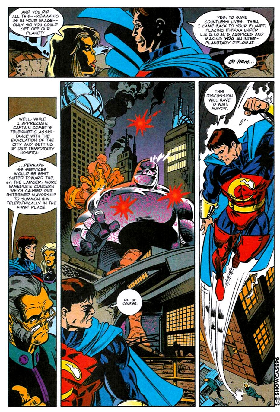 Read online Showcase '96 comic -  Issue #10 - 23