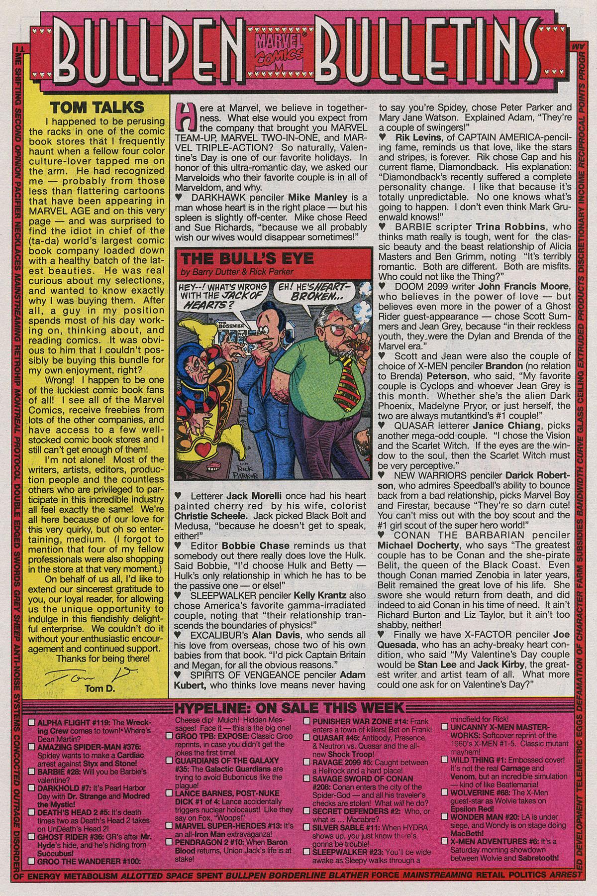 Read online Wonder Man (1991) comic -  Issue #20 - 7