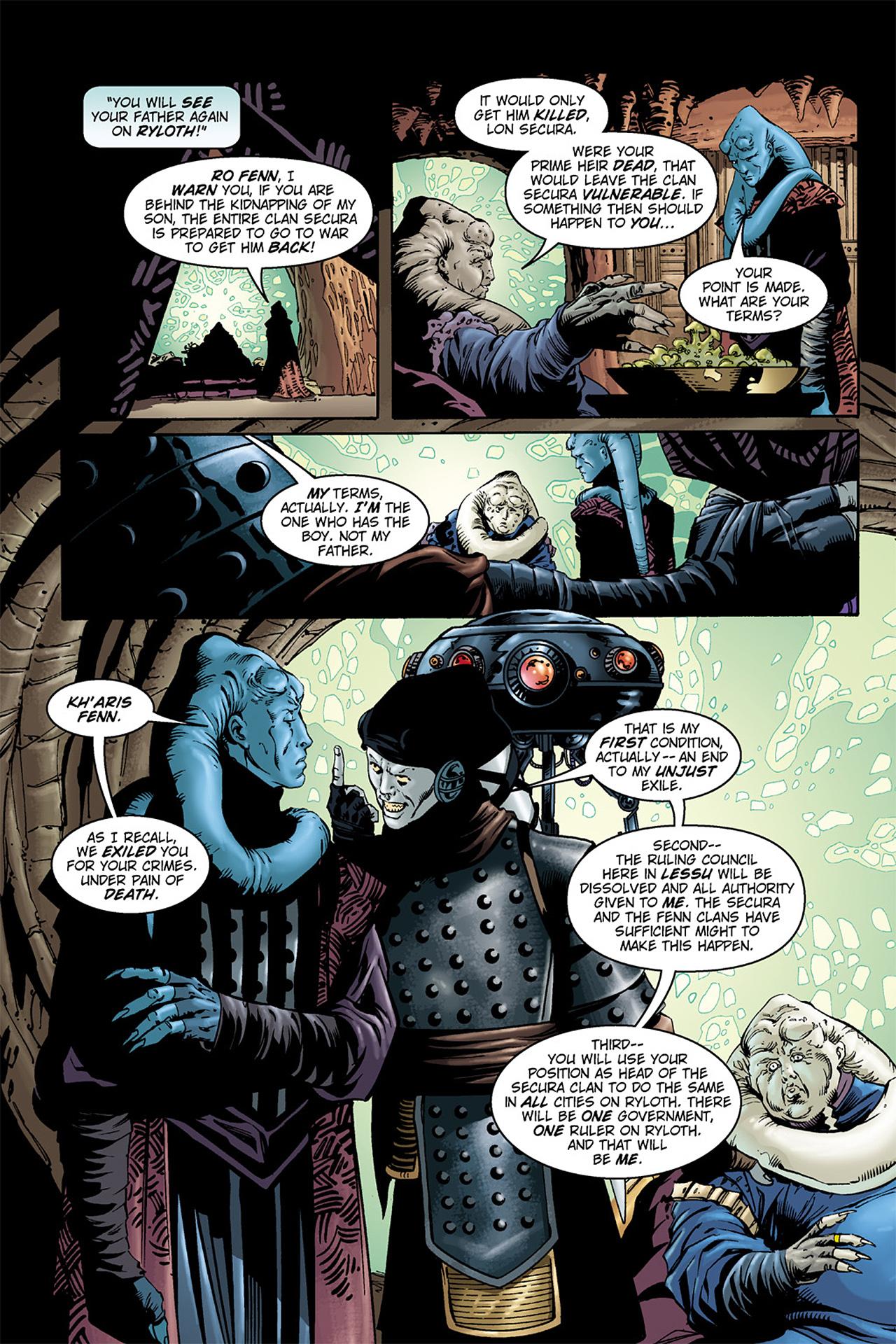 Read online Star Wars Omnibus comic -  Issue # Vol. 15.5 - 182