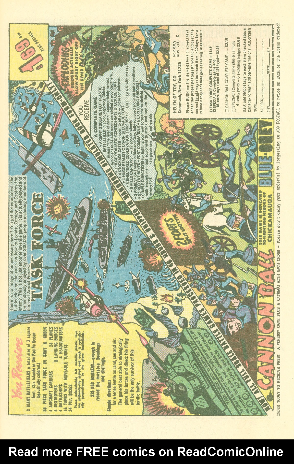 Read online Sgt. Fury comic -  Issue #115 - 31