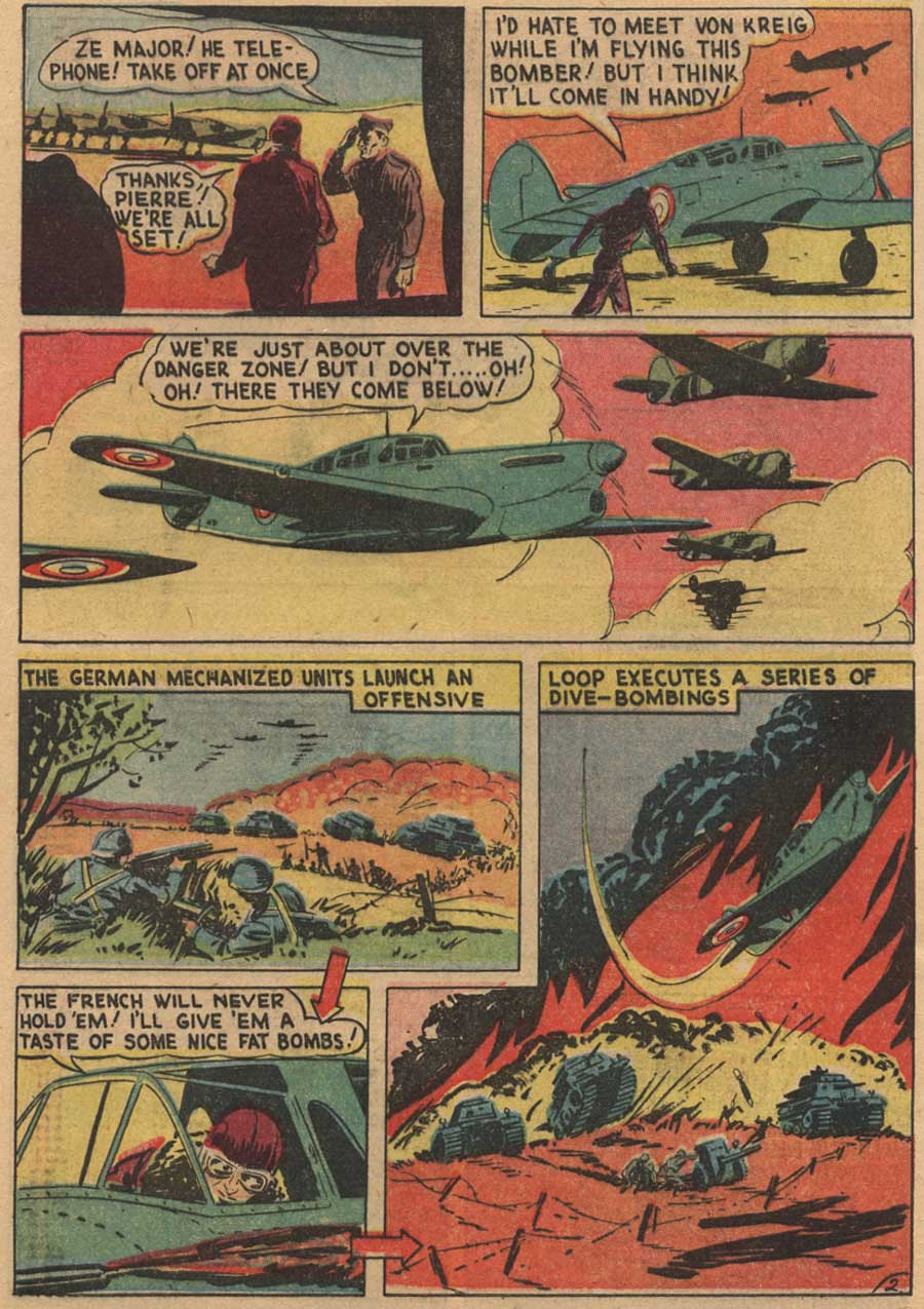 Blue Ribbon Comics (1939) issue 7 - Page 56