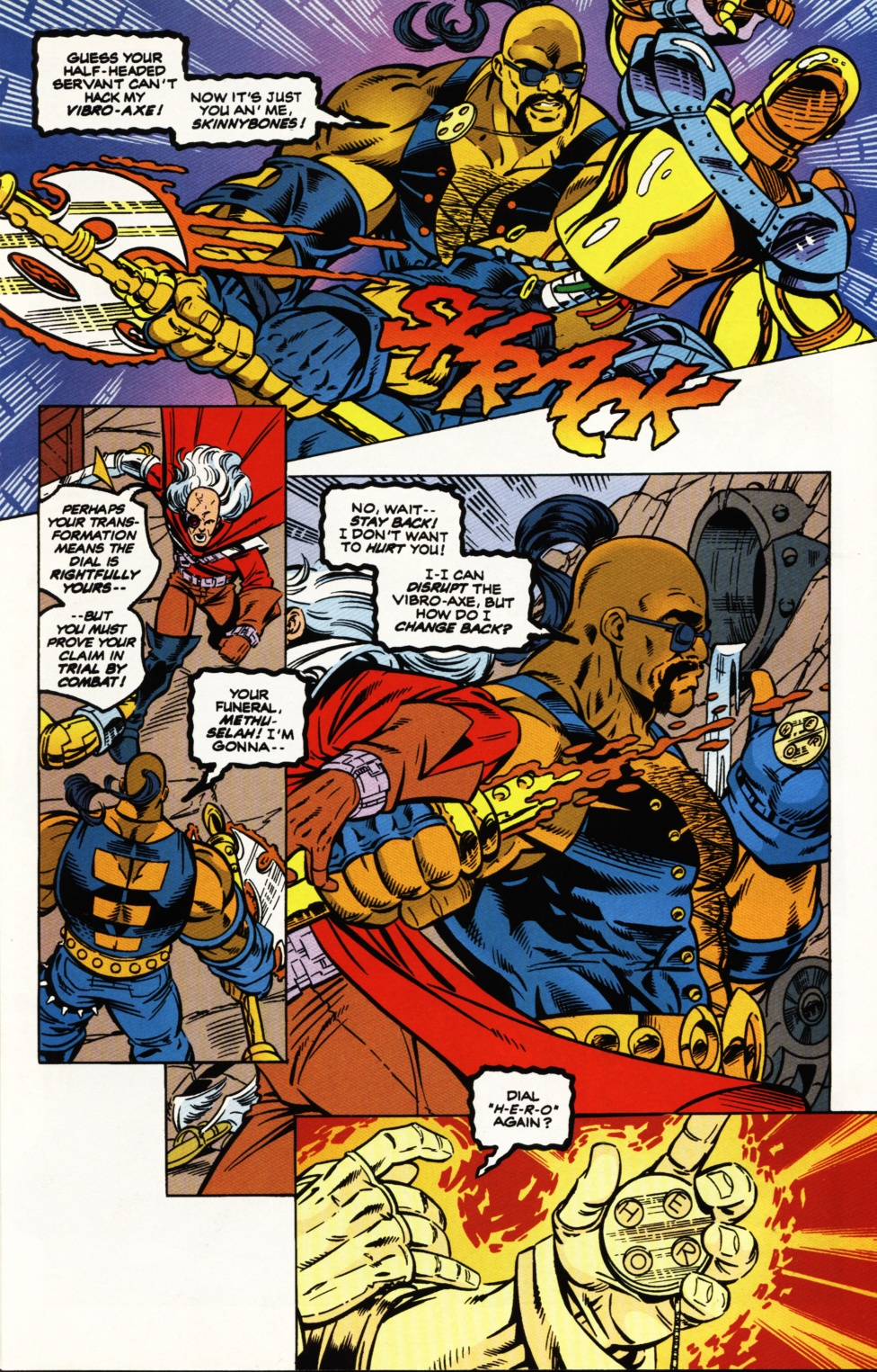 Read online Superboy & The Ravers comic -  Issue #5 - 19