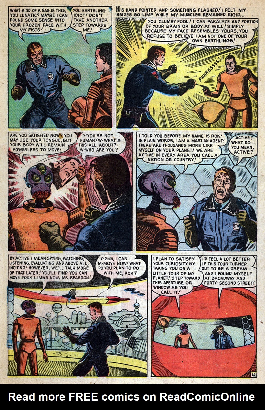 Journey Into Unknown Worlds (1950) issue 4 - Page 6