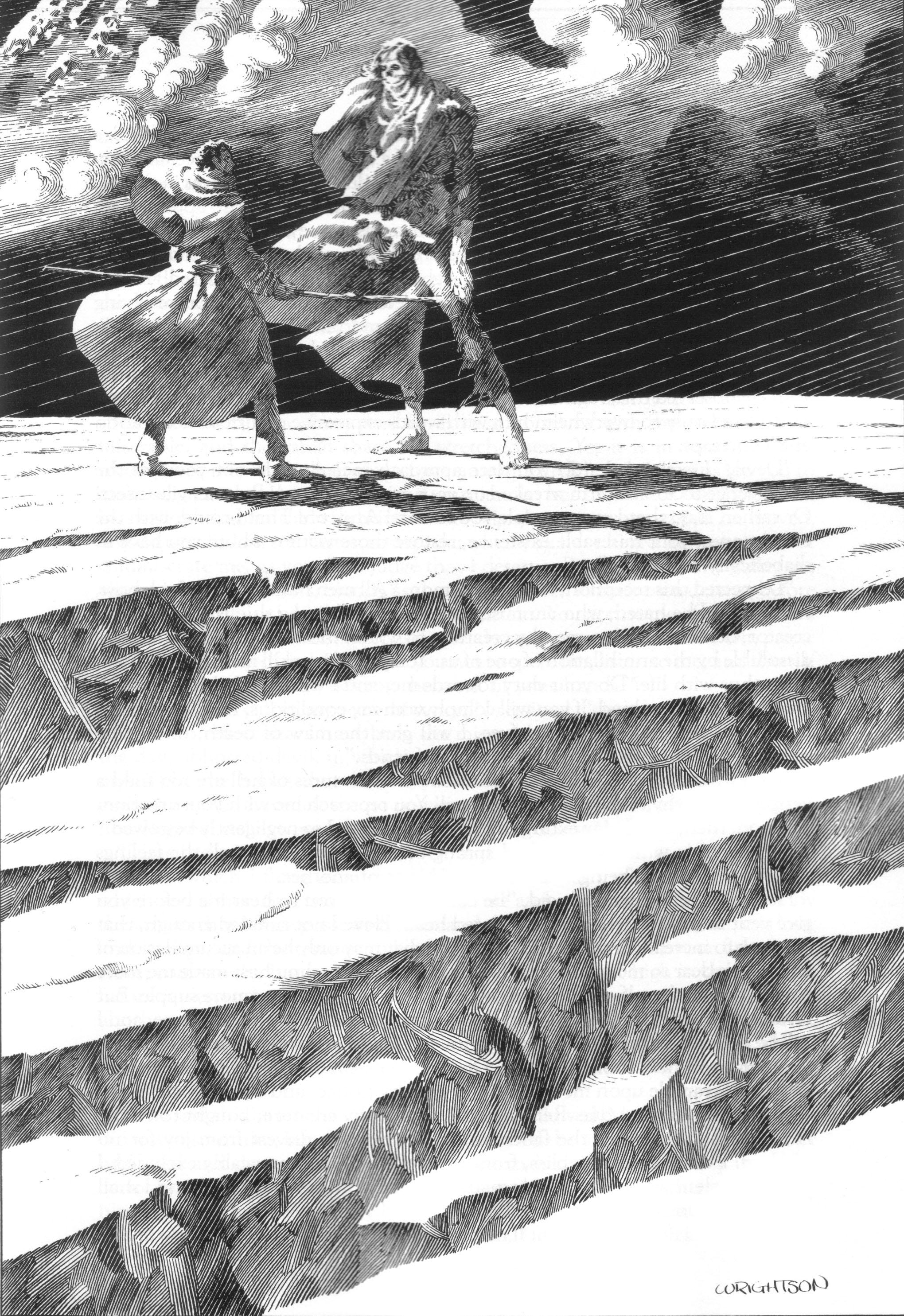 Read online Bernie Wrightson's Frankenstein comic -  Issue # Full - 19