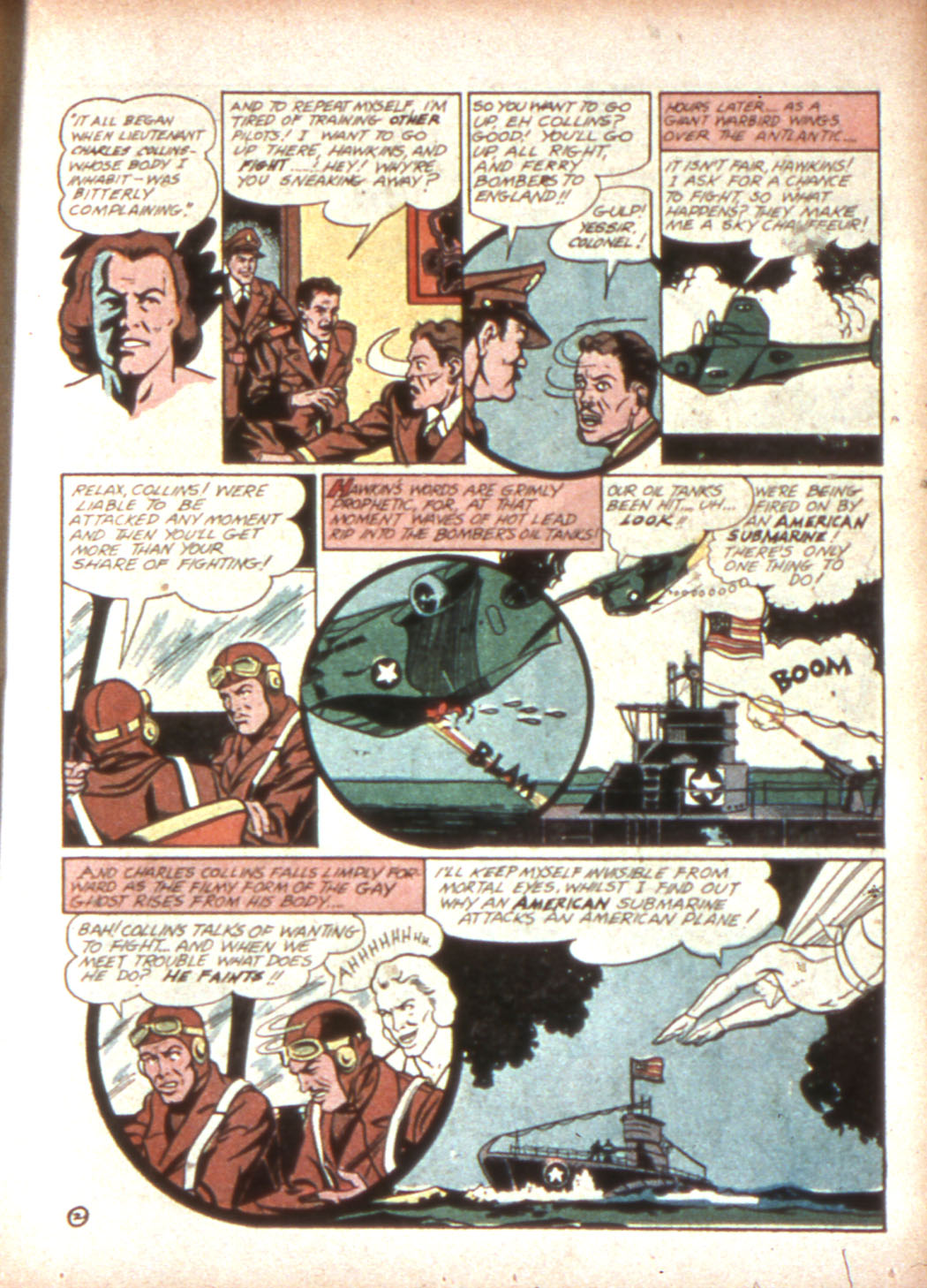 Read online Sensation (Mystery) Comics comic -  Issue #17 - 27