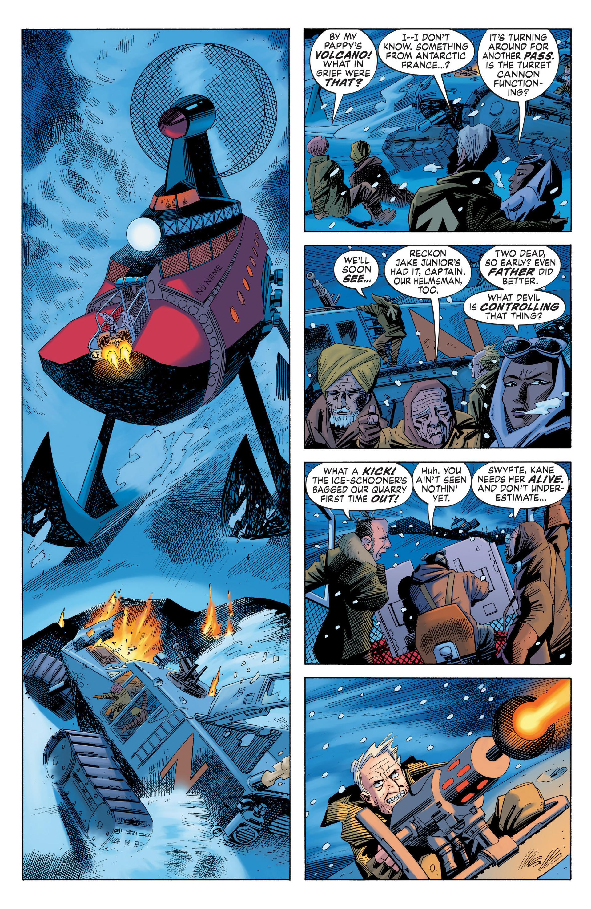 Read online Nemo: Heart of Ice comic -  Issue # Full - 19
