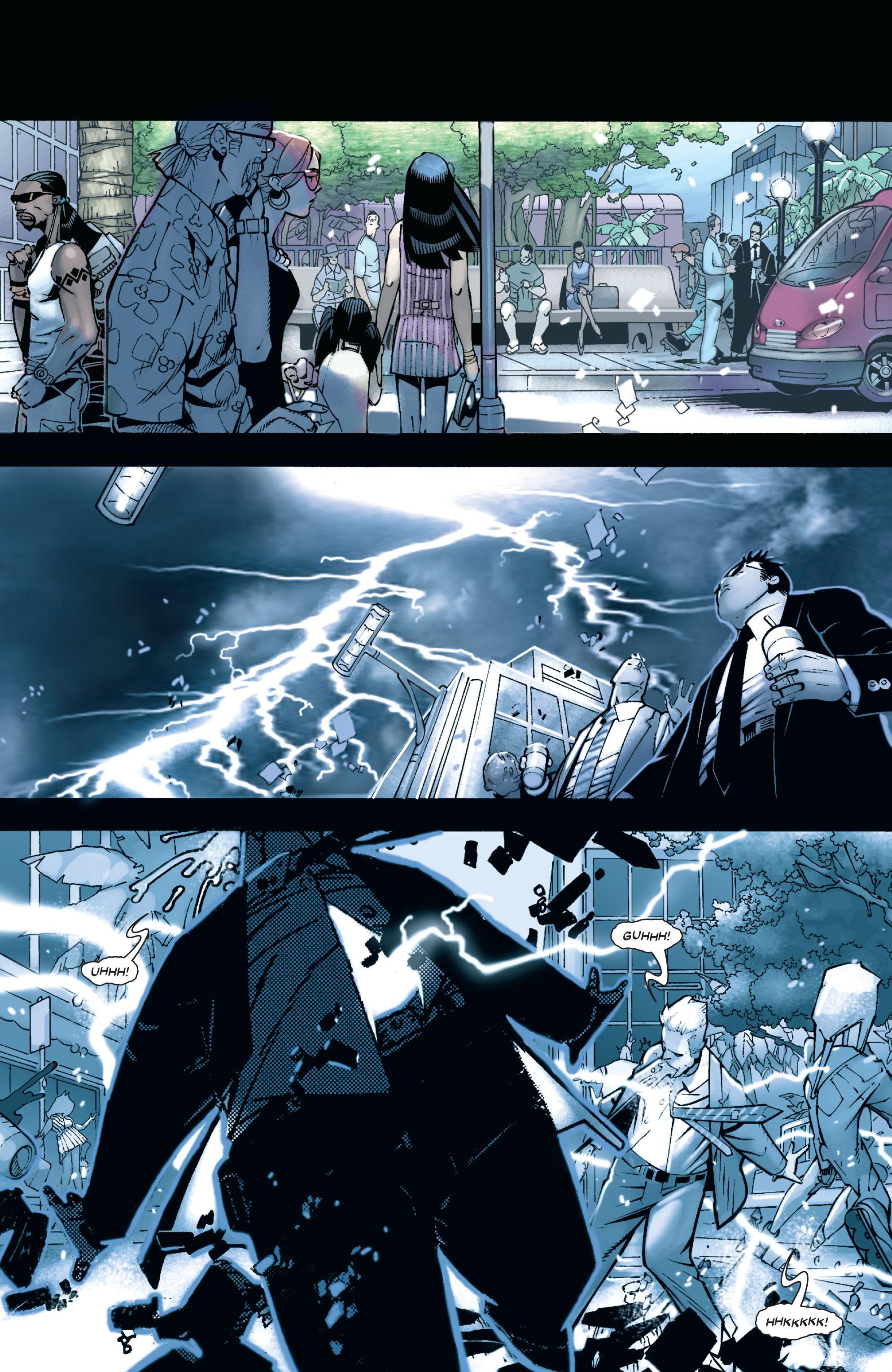 X-Men (1991) 198 Page 3