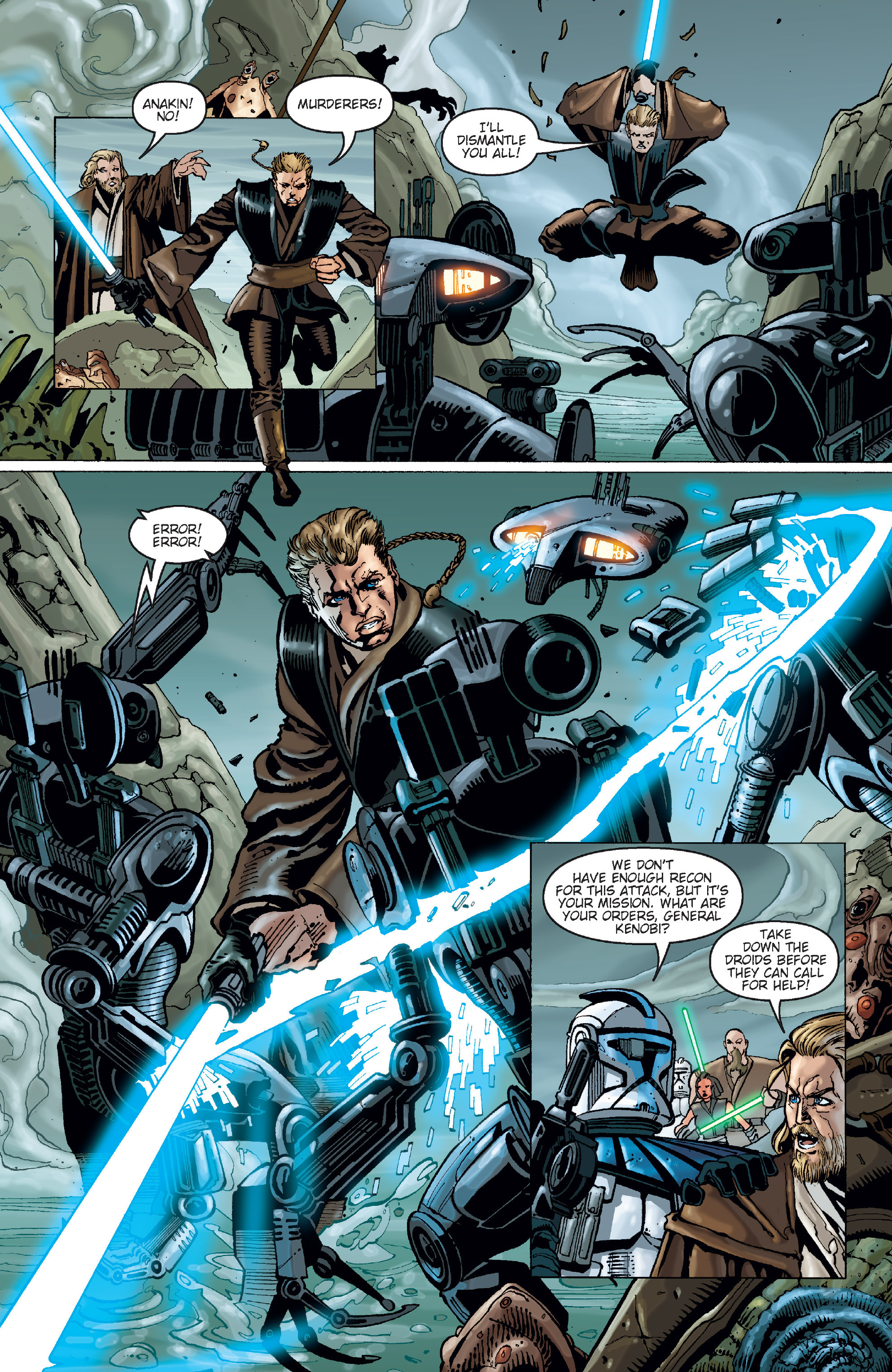 Read online Star Wars Omnibus comic -  Issue # Vol. 24 - 131