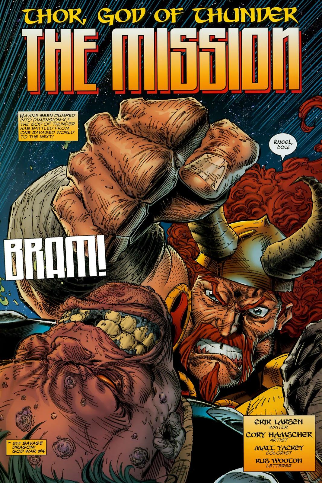 The Savage Dragon (1993) Issue #150 #153 - English 39