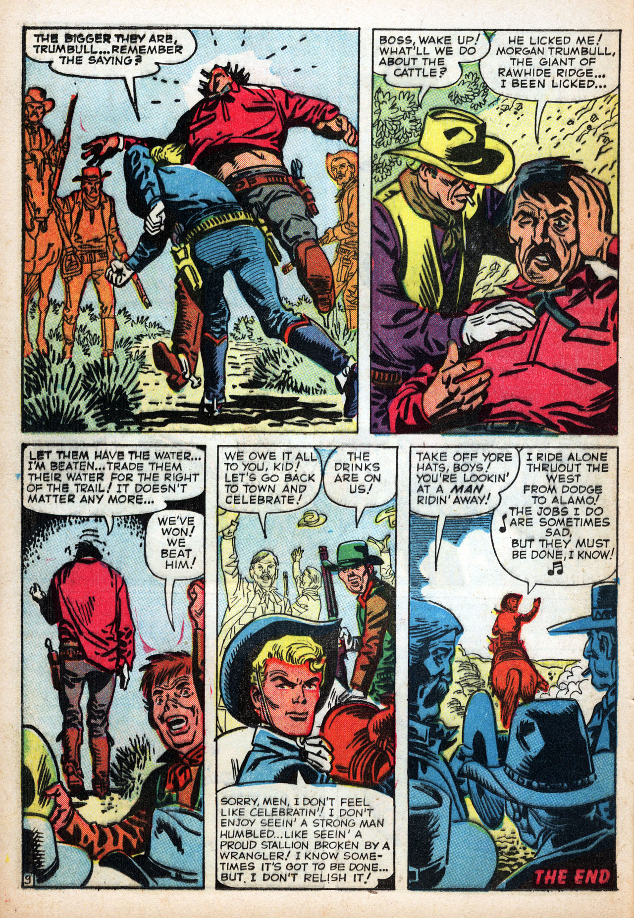 Read online Two-Gun Kid comic -  Issue #42 - 12