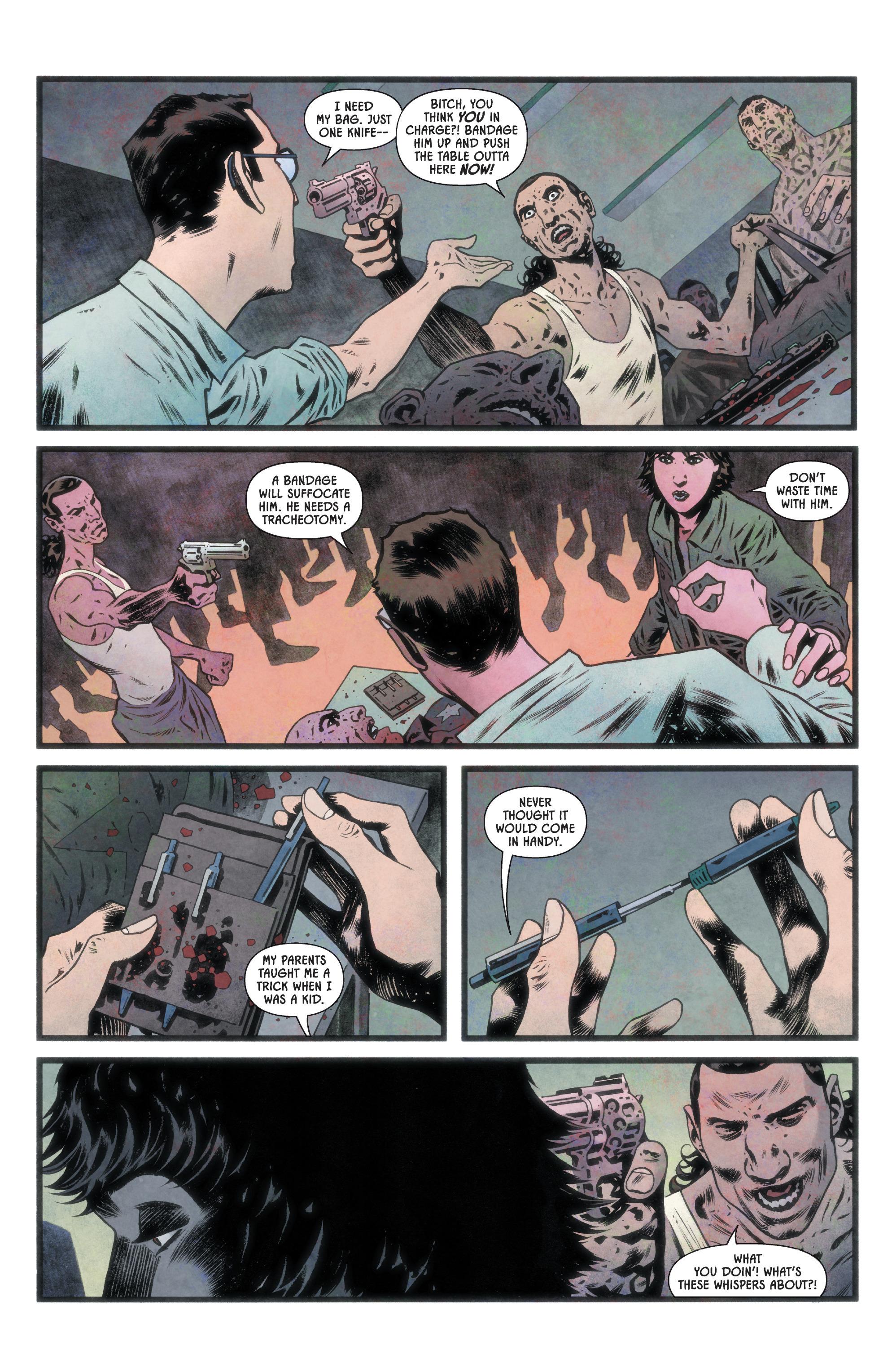 Read online Dead Inside comic -  Issue #5 - 16