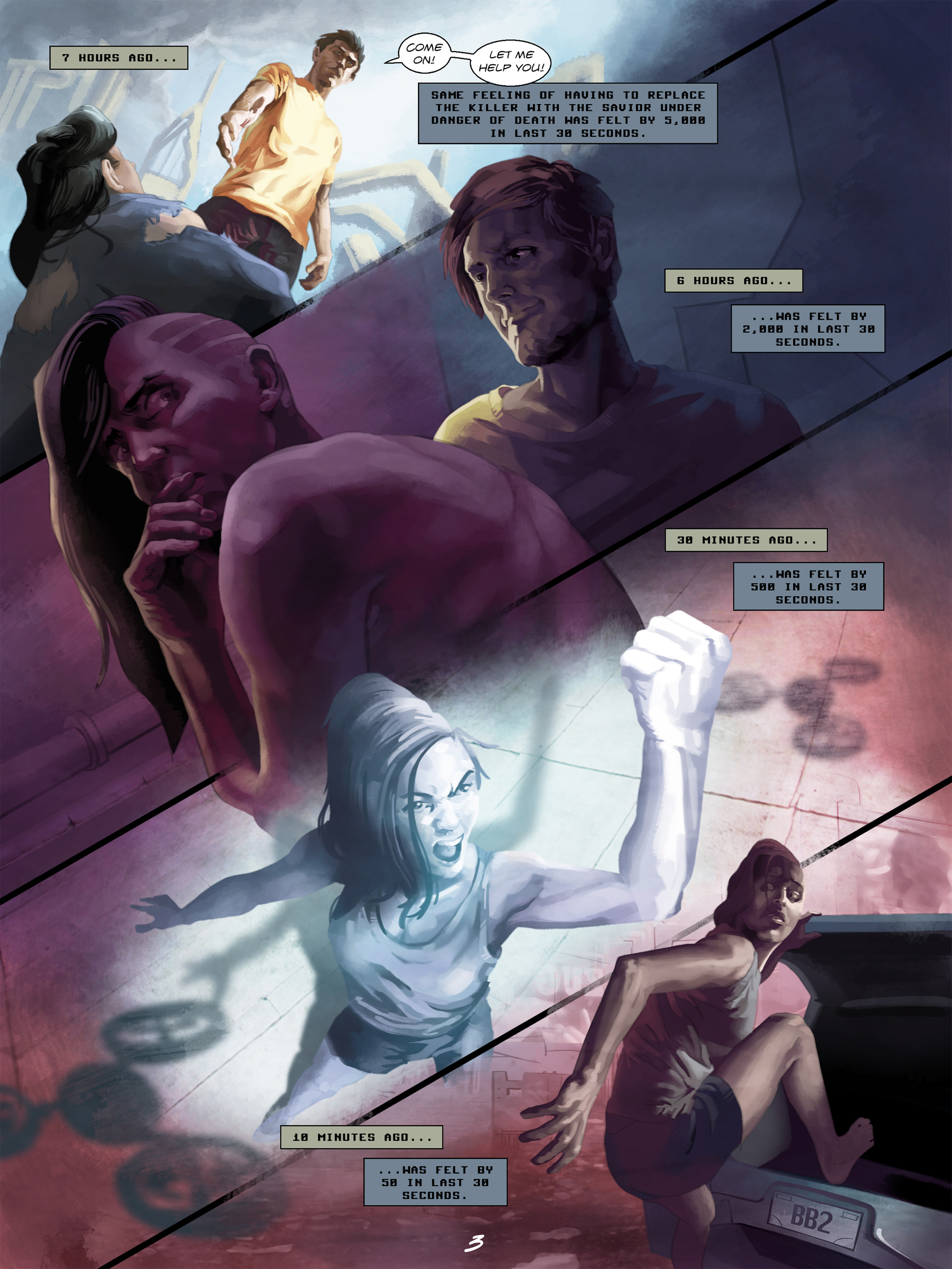 Read online Wynter comic -  Issue #5 - 4