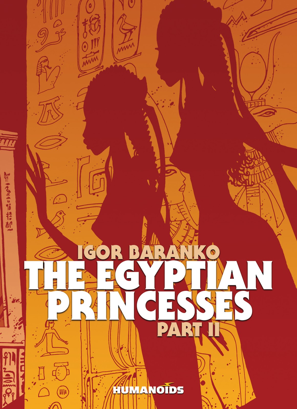 Read online The Egyptian Princesses comic -  Issue # TPB 1 (Part 2) - 26