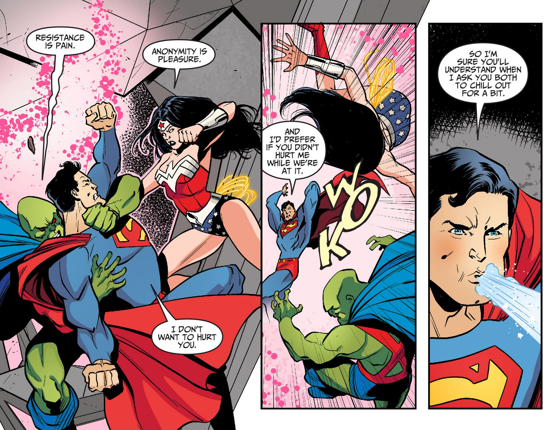 Read online Adventures of Superman [I] comic -  Issue #21 - 7