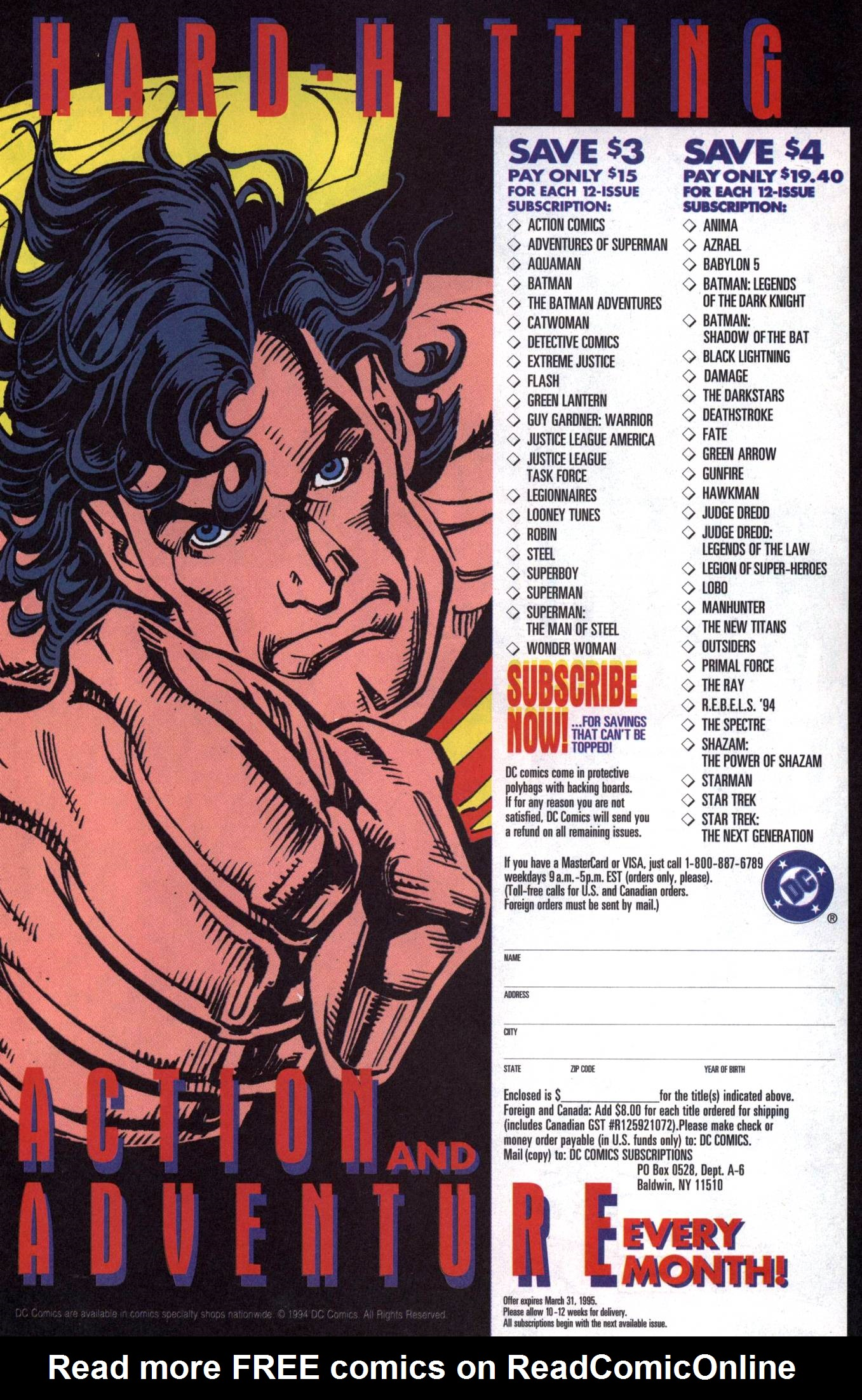 Read online Gunfire comic -  Issue #9 - 33