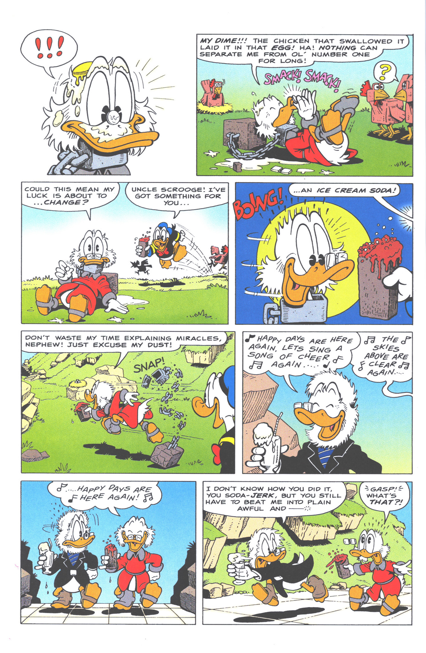 Read online Uncle Scrooge (1953) comic -  Issue #362 - 26